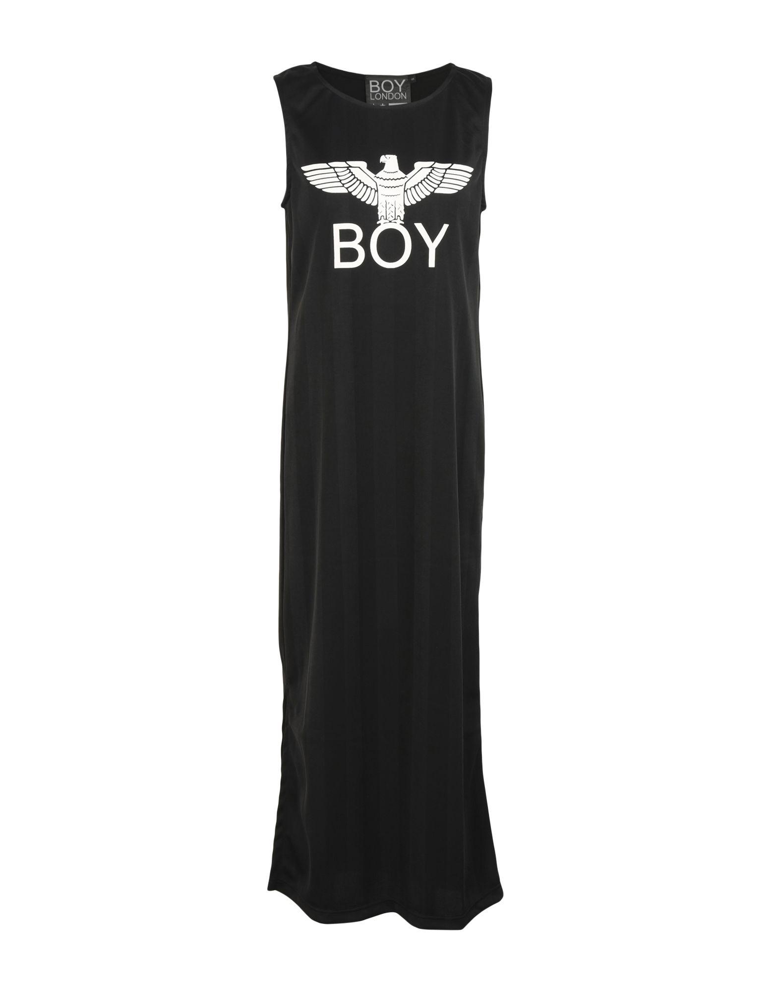 BOY LONDON Платье длиной 3/4 цена и фото