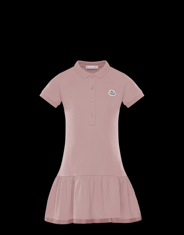 DRESS Rosa Cipria Teen 12-14 years - Girl