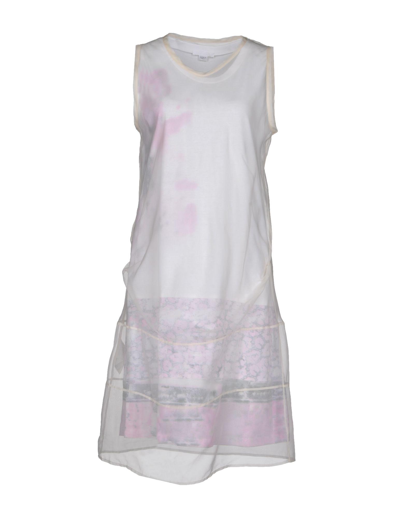 HELMUT LANG Платье до колена женское платье lang lang s foreign trade c5 15 0 2