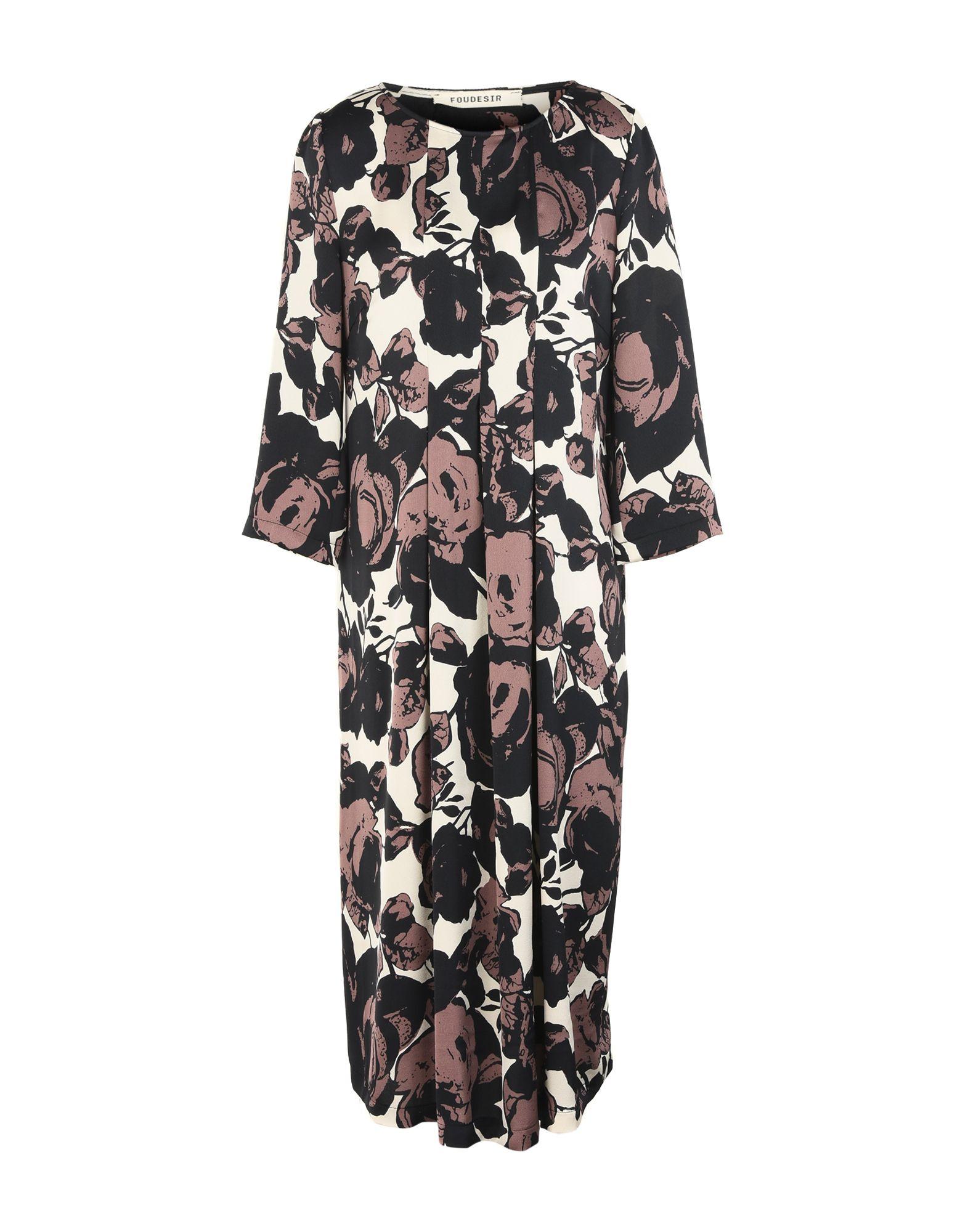 FOUDESIR Платье длиной 3/4 lisa corti платье длиной 3 4