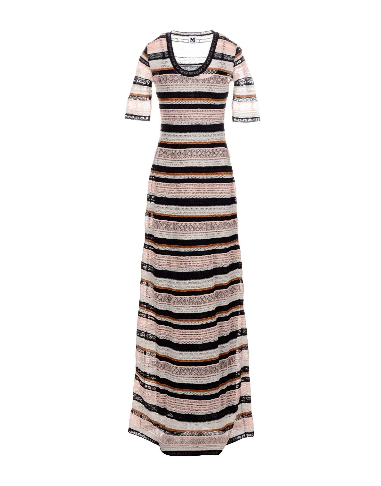 M MISSONI Длинное платье платье m missoni платье