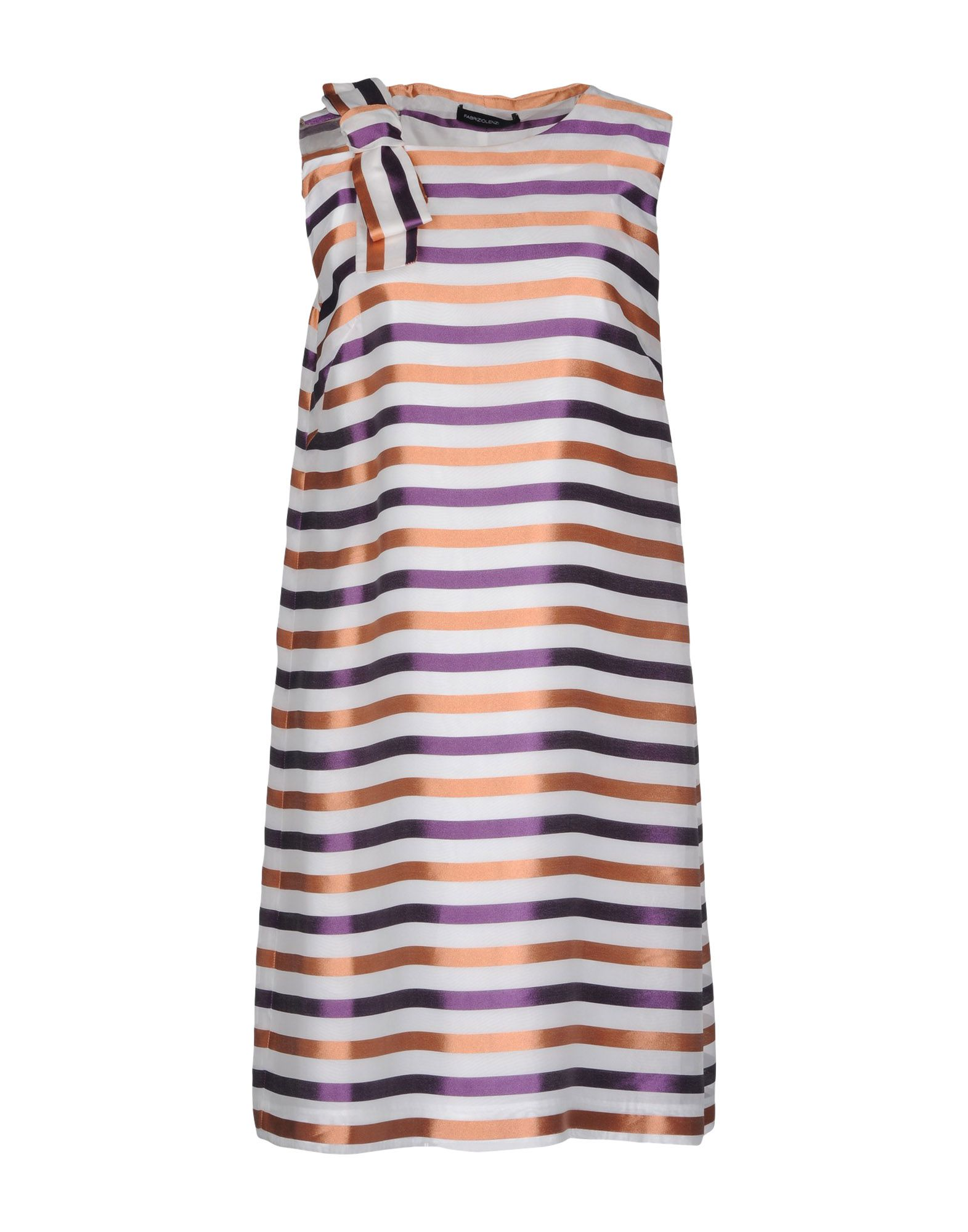 FABRIZIO LENZI Короткое платье fabrizio lenzi длинная юбка