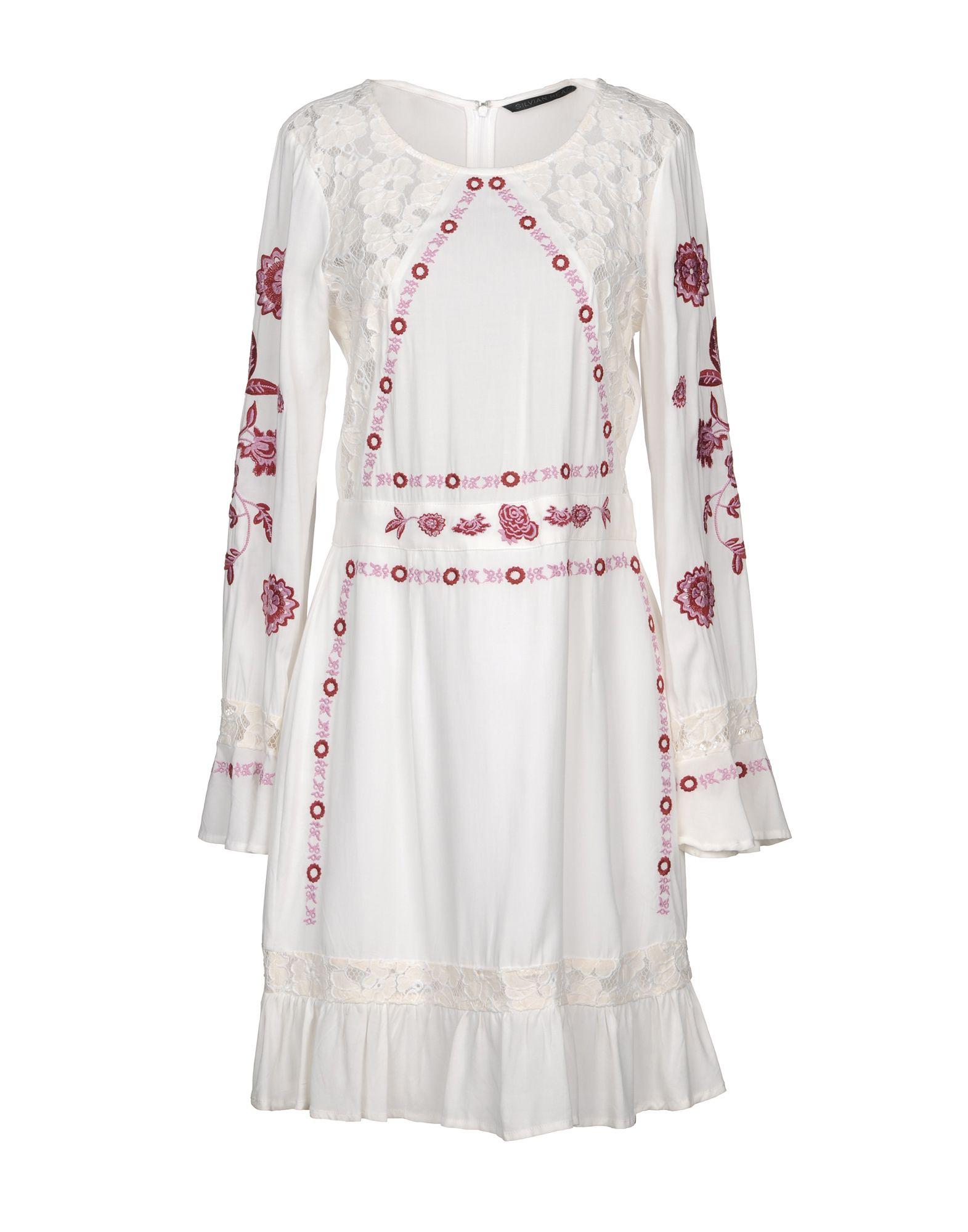 SILVIAN HEACH Короткое платье silvian heach короткое платье