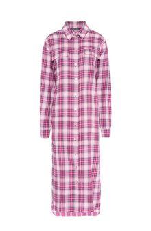 ALBERTA FERRETTI Midi-length shirt dress PINAFORE DRESS D e