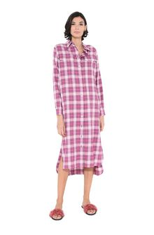 ALBERTA FERRETTI Midi-length shirt dress PINAFORE DRESS D f