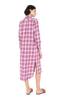 ALBERTA FERRETTI Midi-length shirt dress PINAFORE DRESS D r