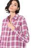 ALBERTA FERRETTI Midi-length shirt dress PINAFORE DRESS D d
