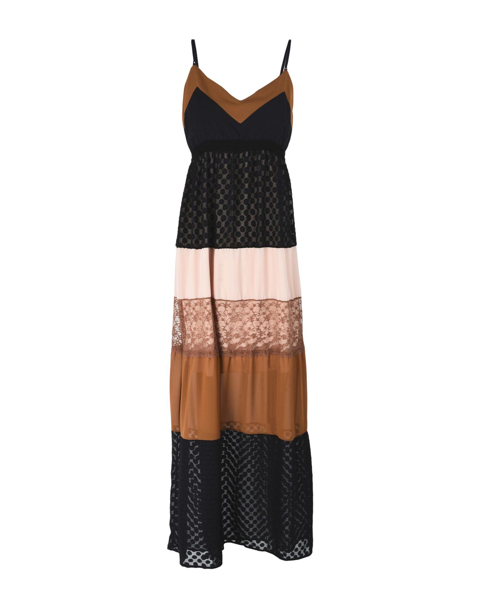 где купить MYF Длинное платье по лучшей цене