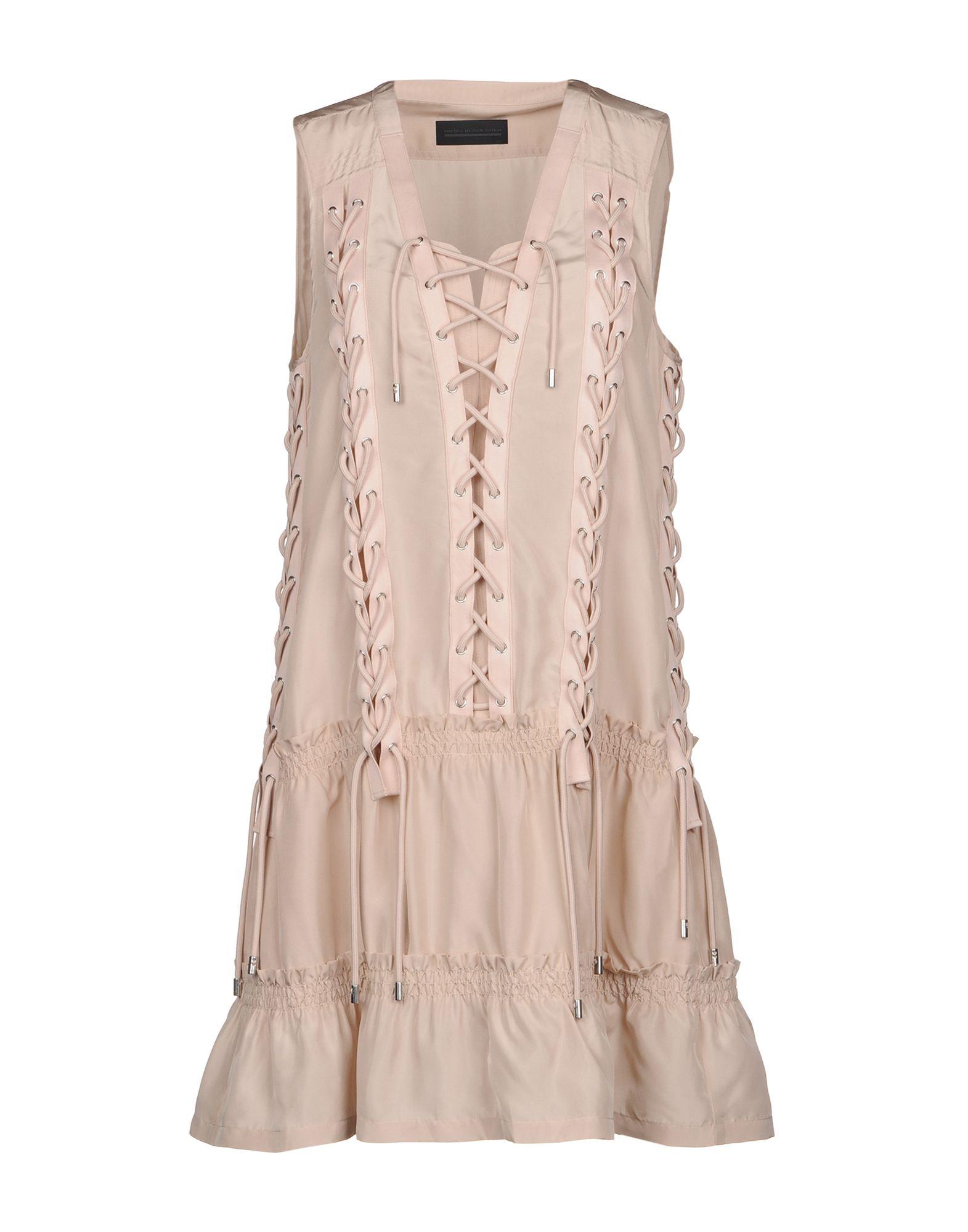 DIESEL BLACK GOLD Короткое платье