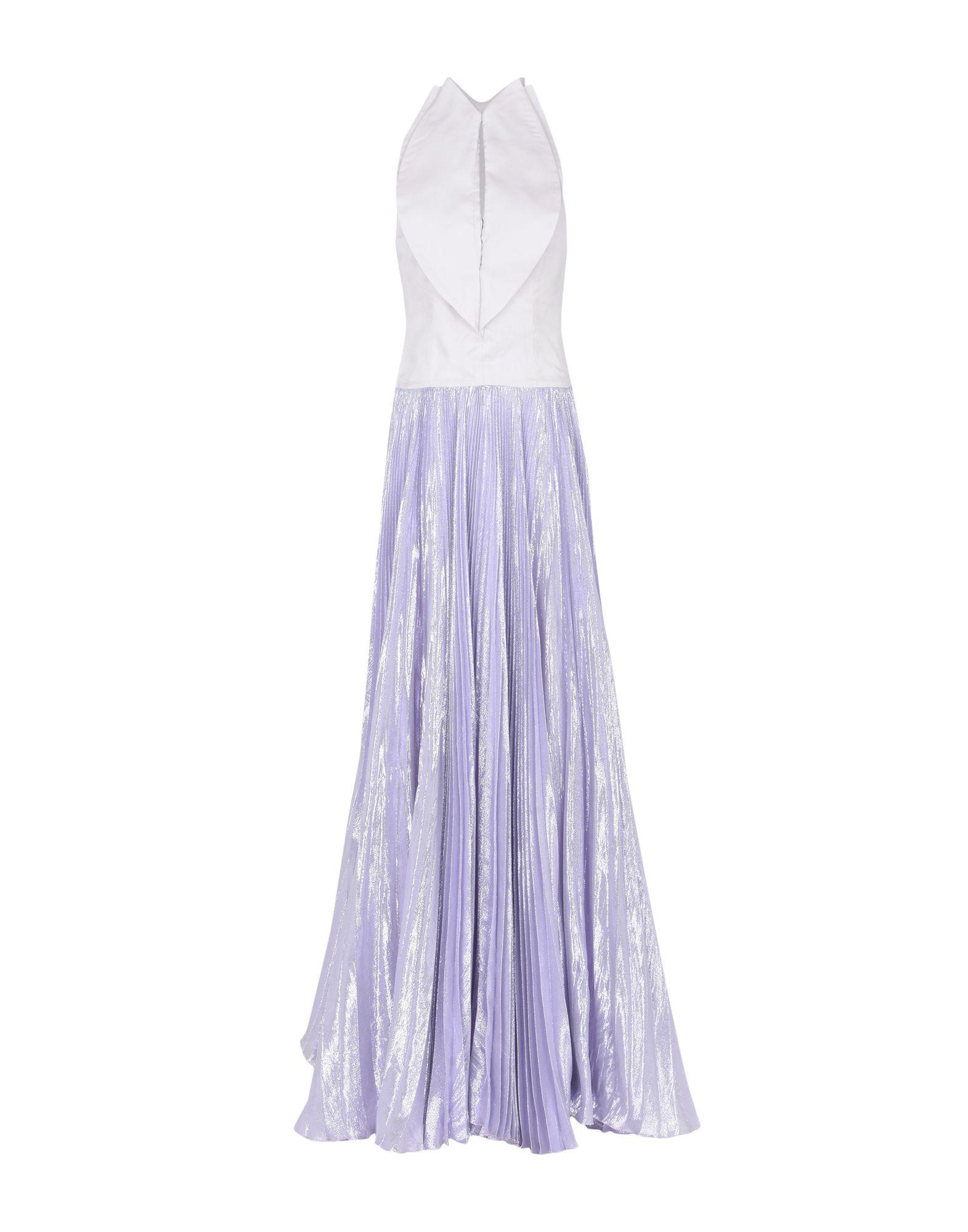 GENNY Длинное платье