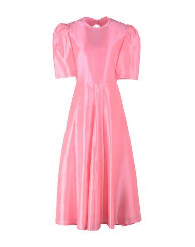 Фото - Платье длиной 3/4 от PUSHBUTTON светло-розового цвета