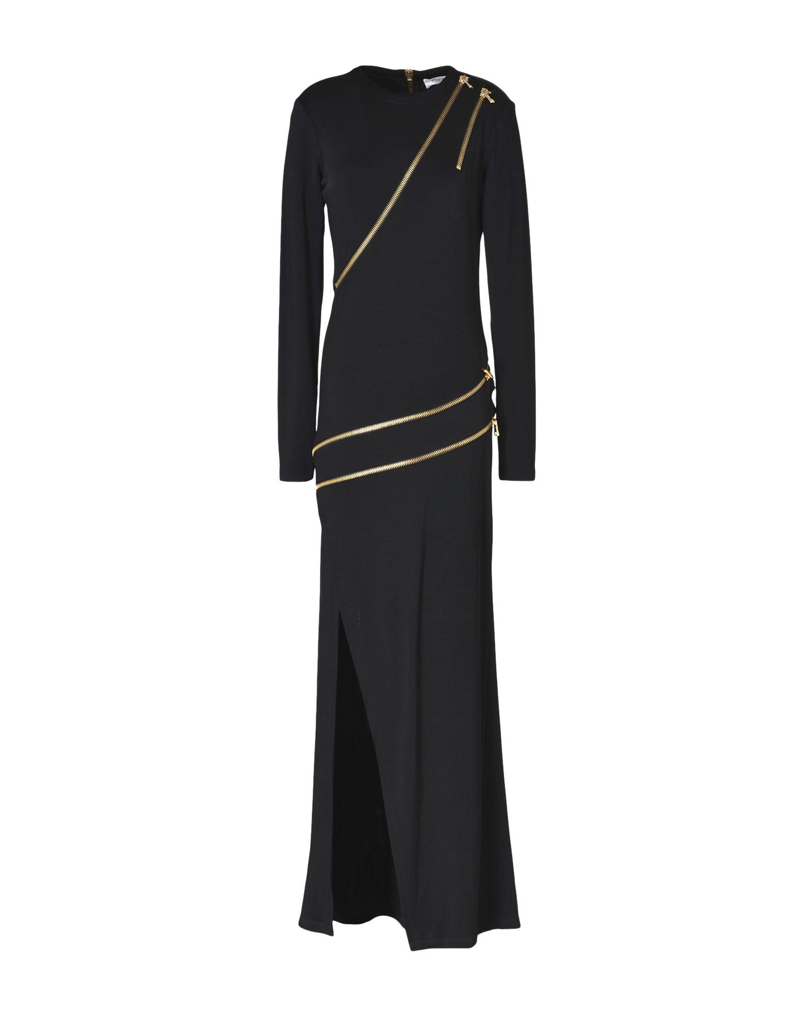 цена PIERRE BALMAIN Длинное платье онлайн в 2017 году