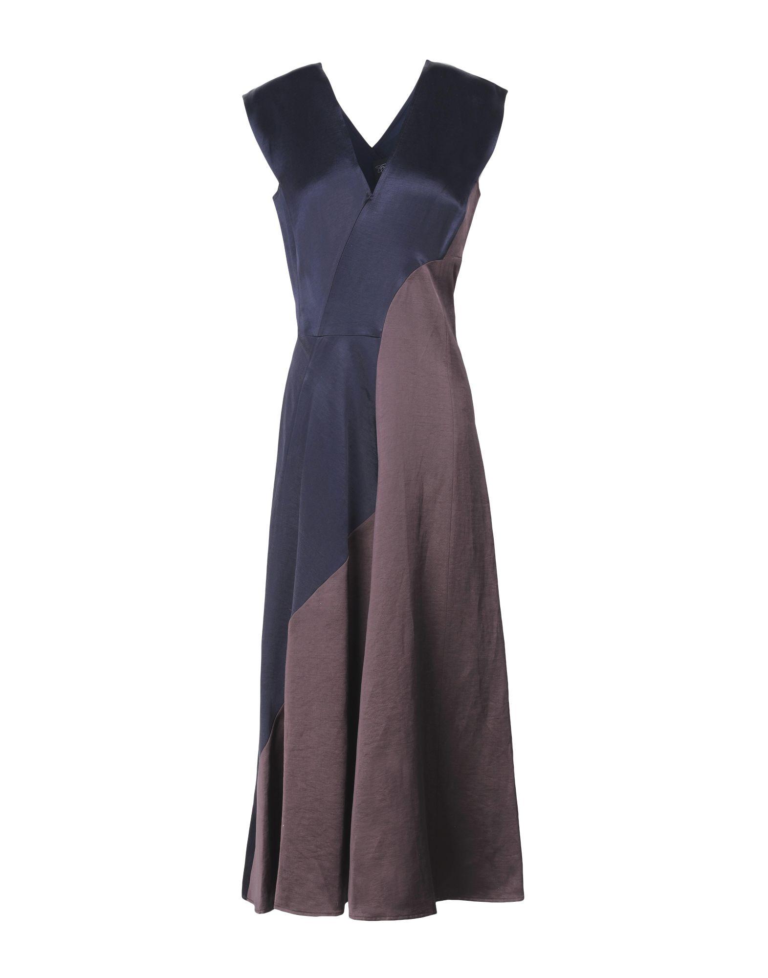 ZERO + MARIA CORNEJO Платье длиной 3/4 maria grachvogel платье длиной 3 4