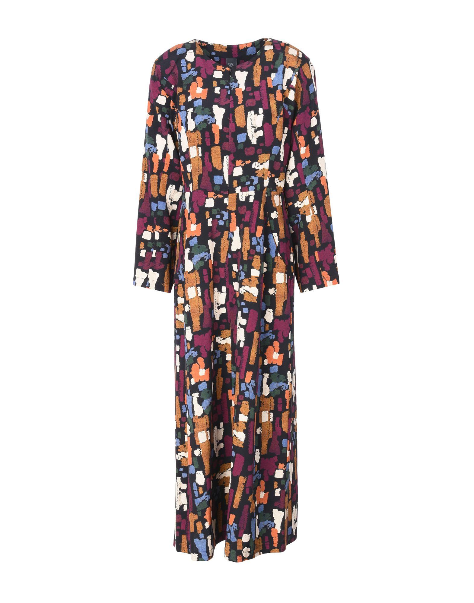 купить ZERO + MARIA CORNEJO Длинное платье дешево