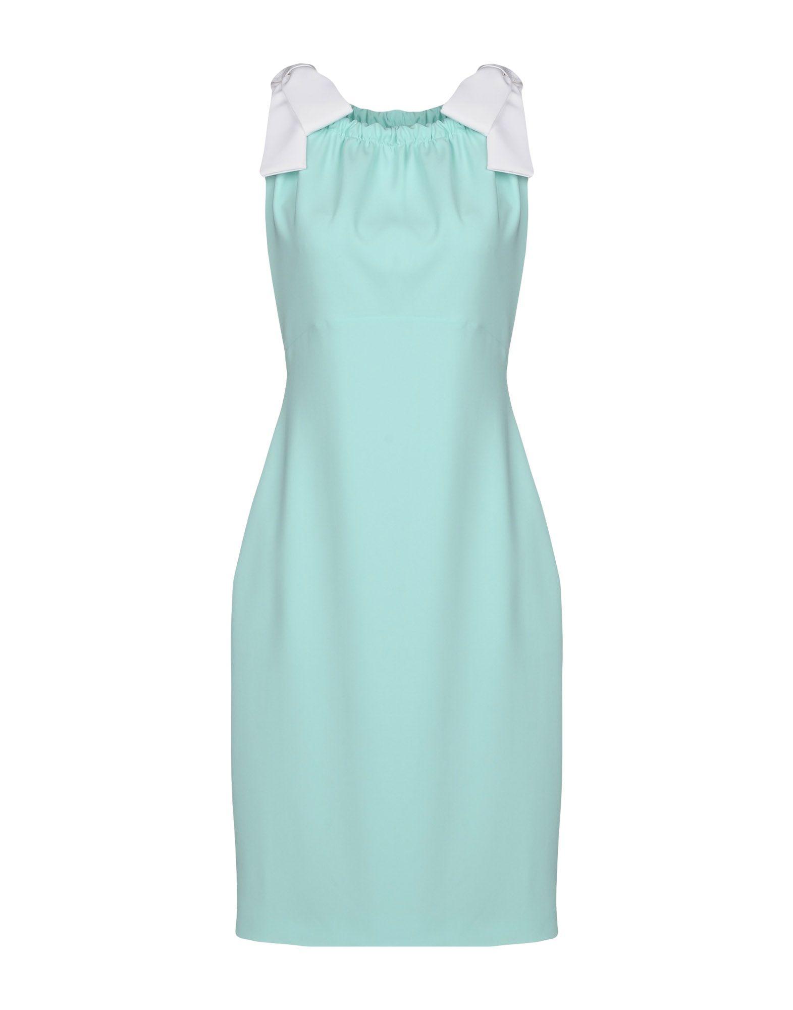 MOSCHINO COUTURE Платье до колена moschino couture платье до колена