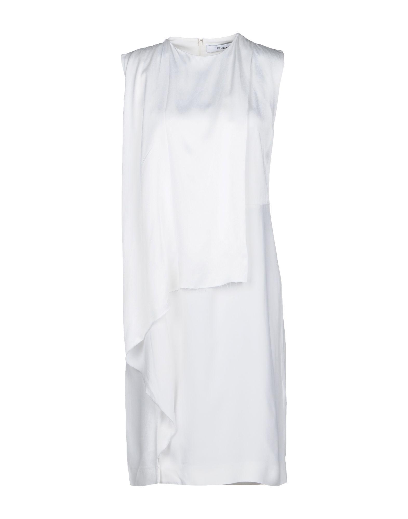 CHALAYAN Платье до колена