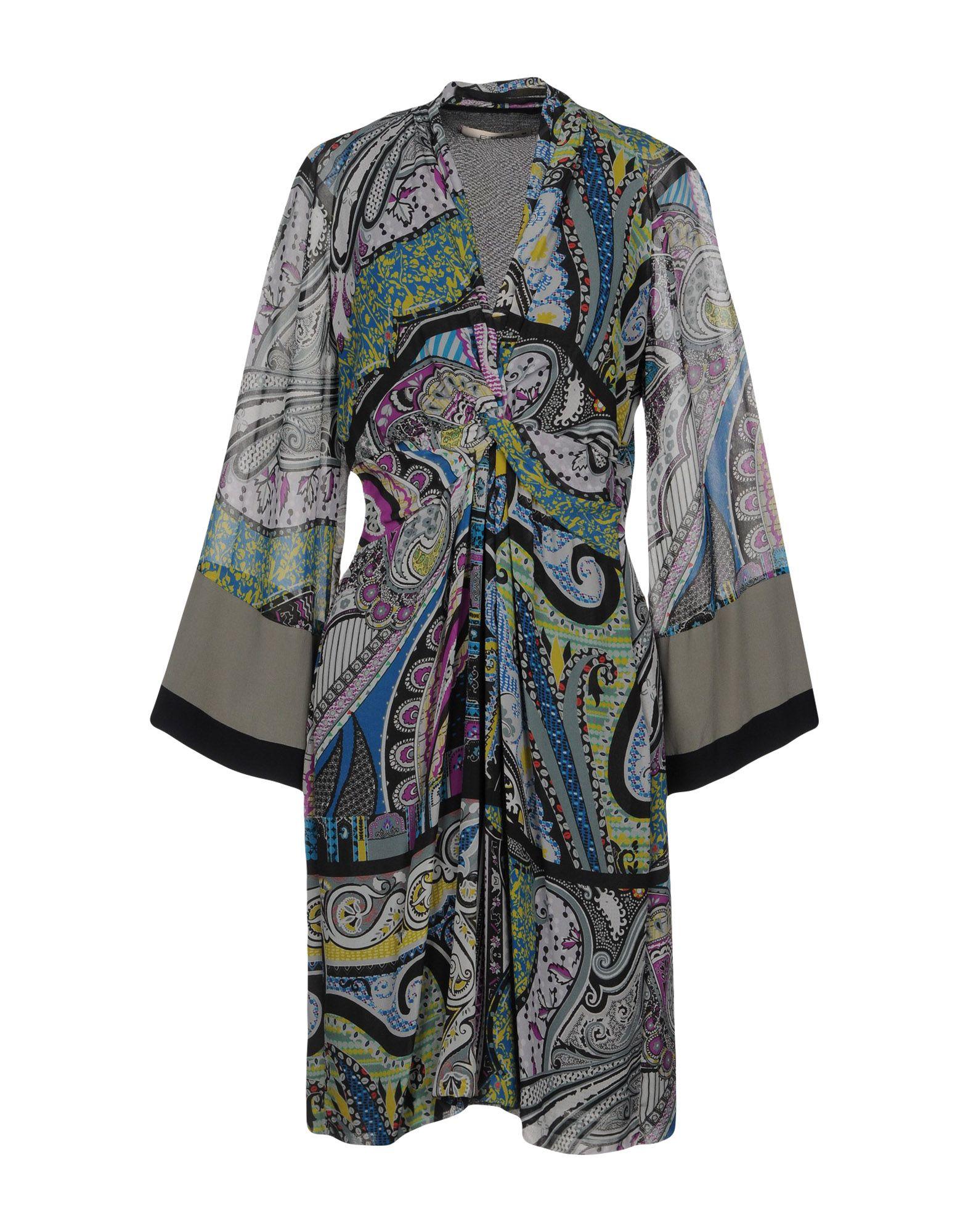 ETRO Платье до колена платье etro разноцветный