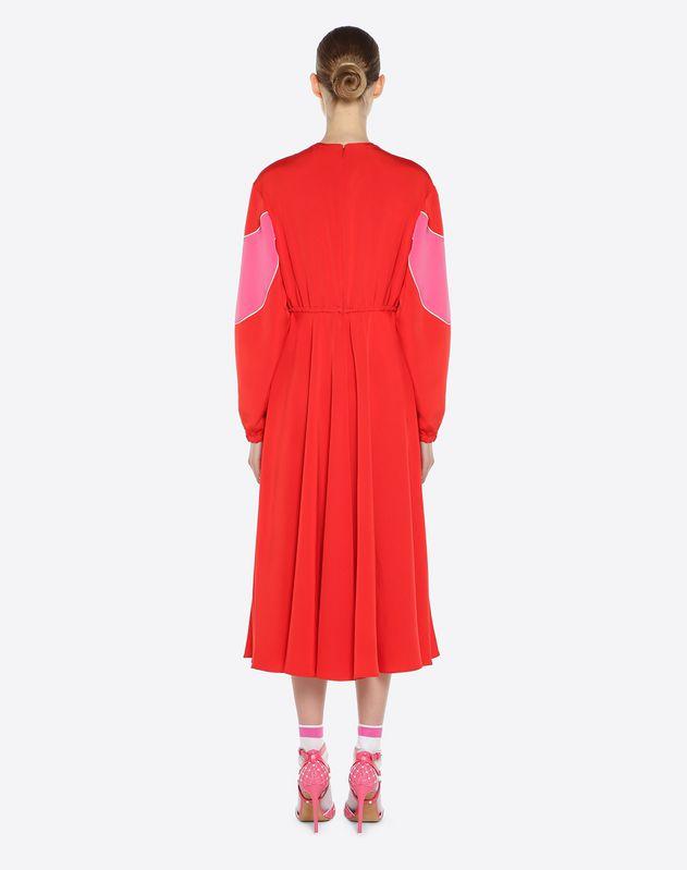 Fluid Ottoman dress