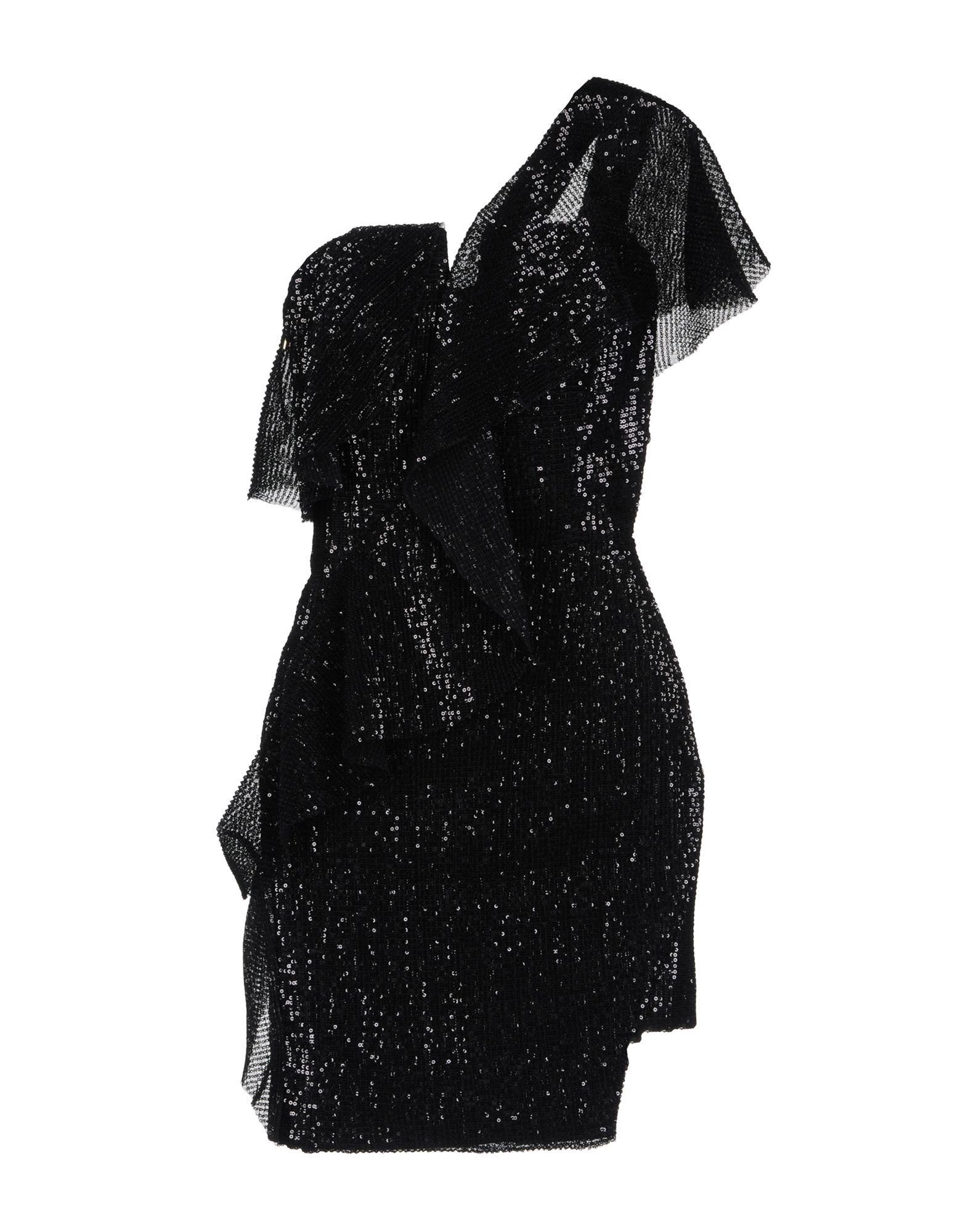 LAMANIA Короткое платье кеды lamania