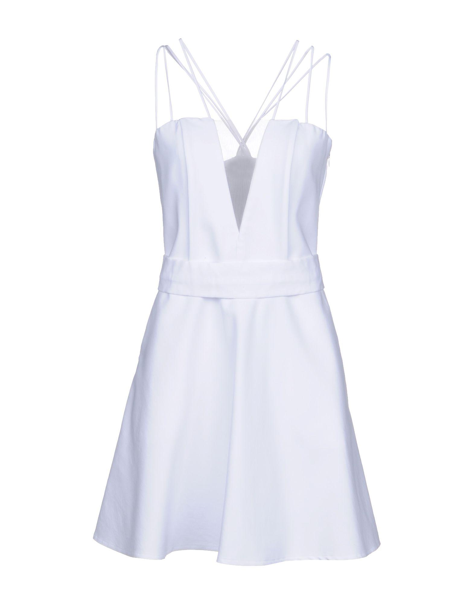 ICONE Короткое платье цены онлайн