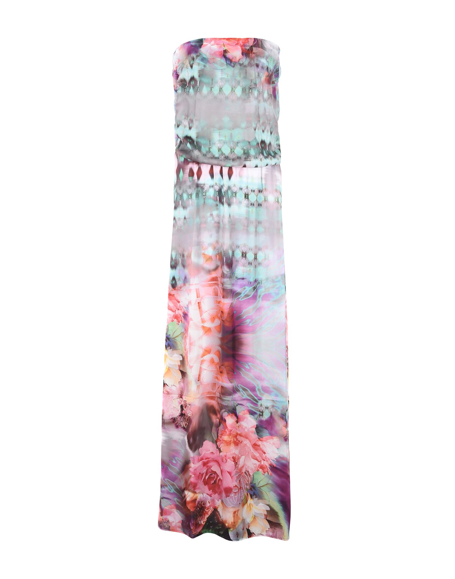 FORNARINA Платье длиной 3/4 платье fornarina fornarina fo019ewxqa70