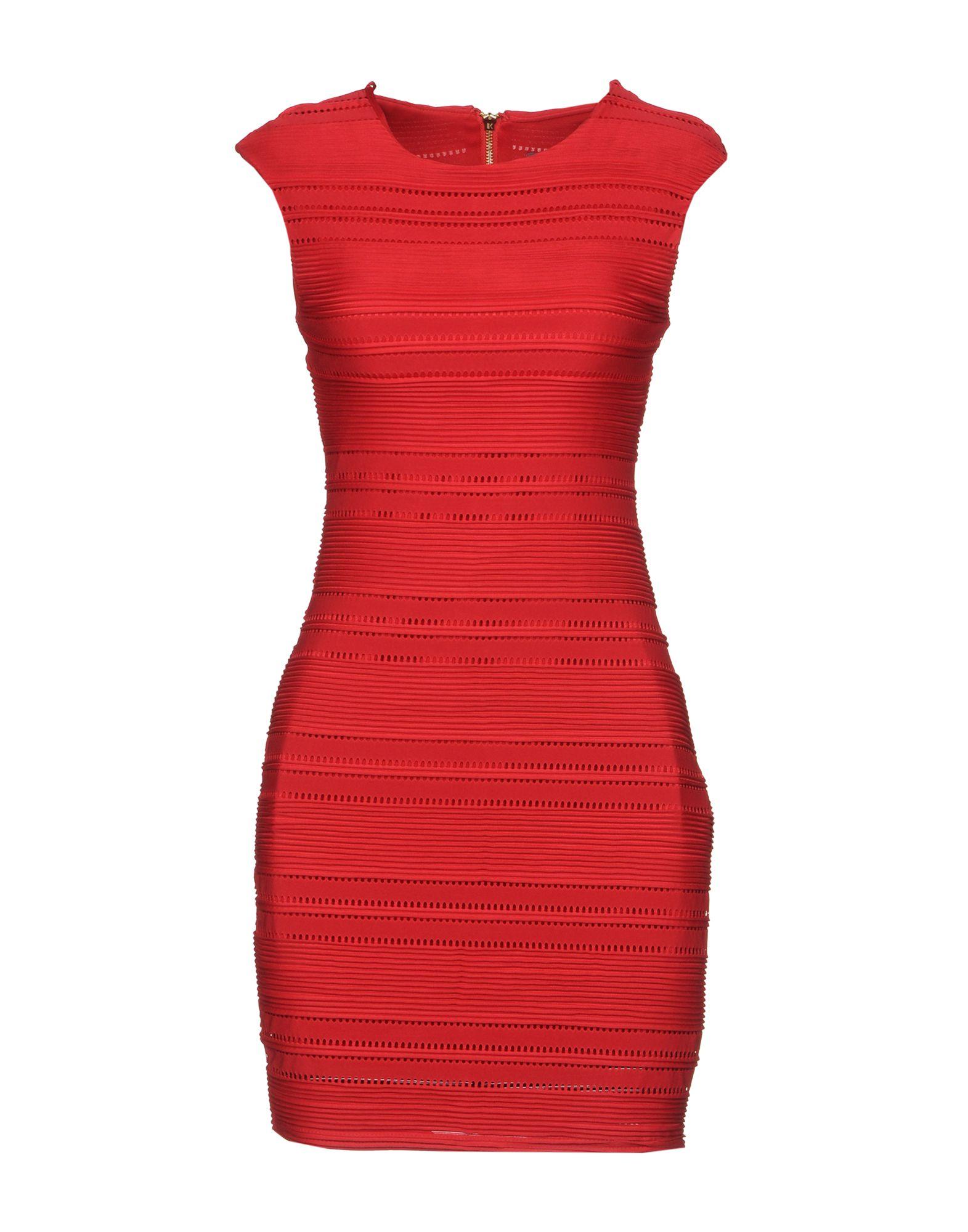 GUESS Короткое платье guess siren w0442l2