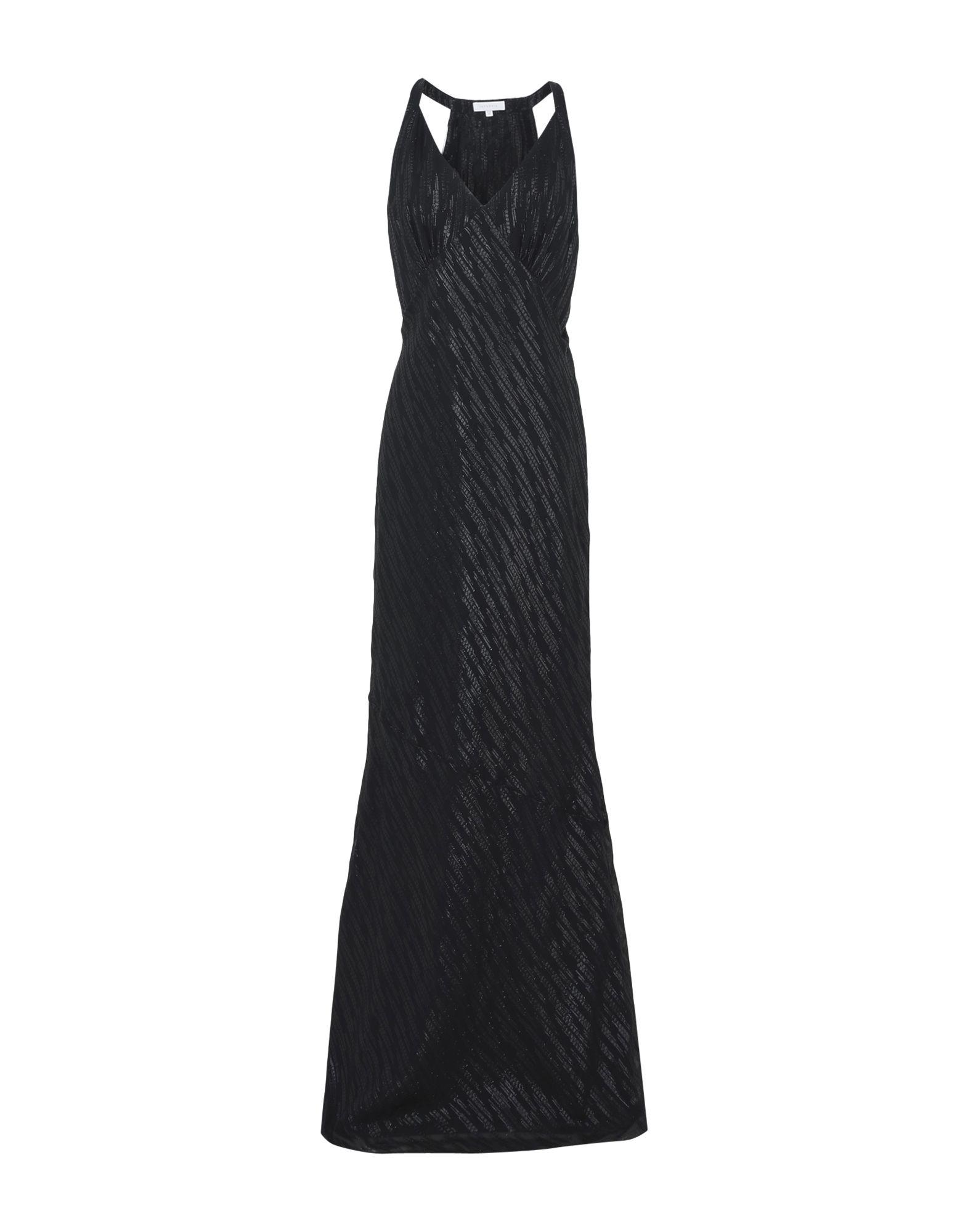 INTROPIA Long Dress in Black