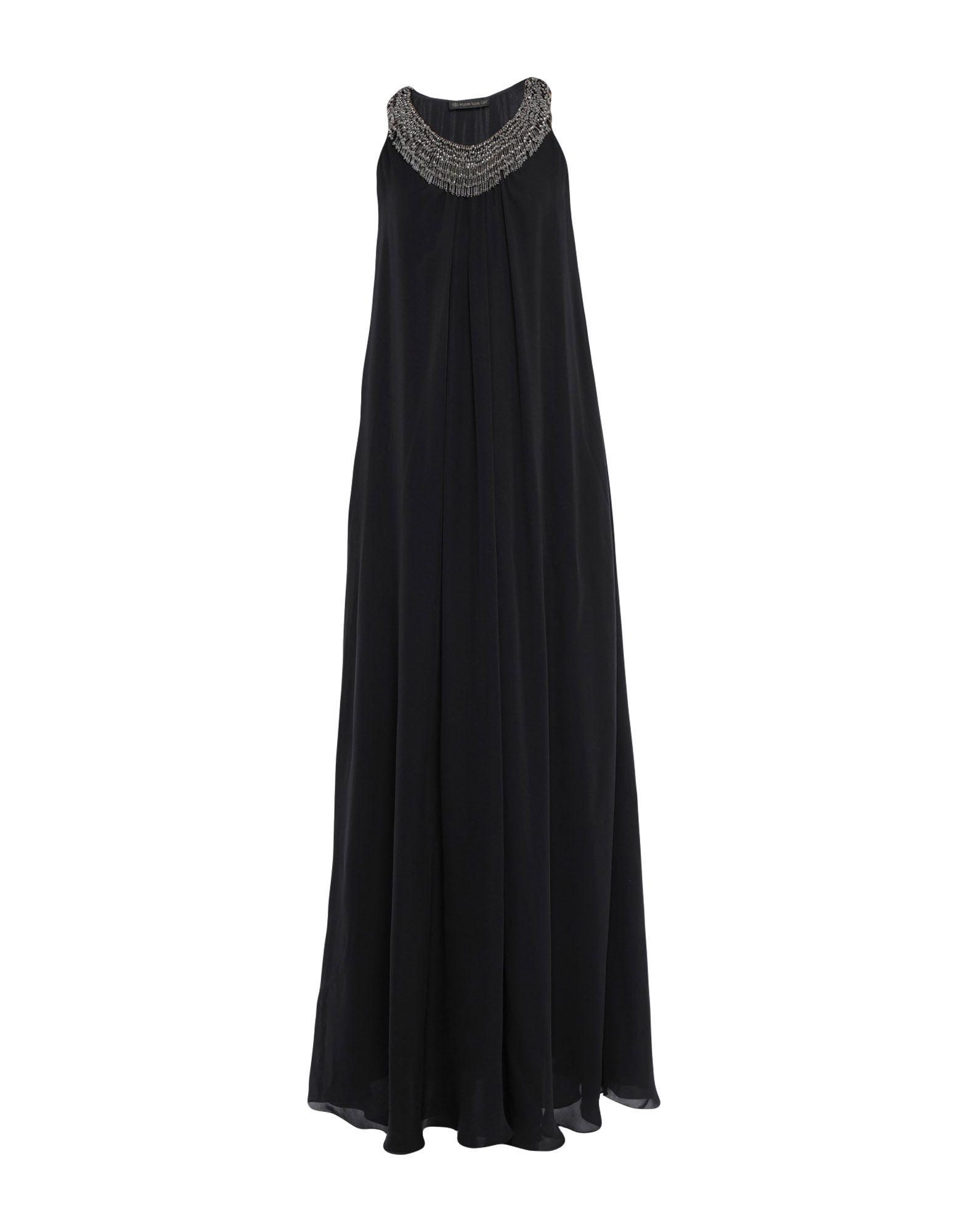 PLEIN SUD Длинное платье цена 2017