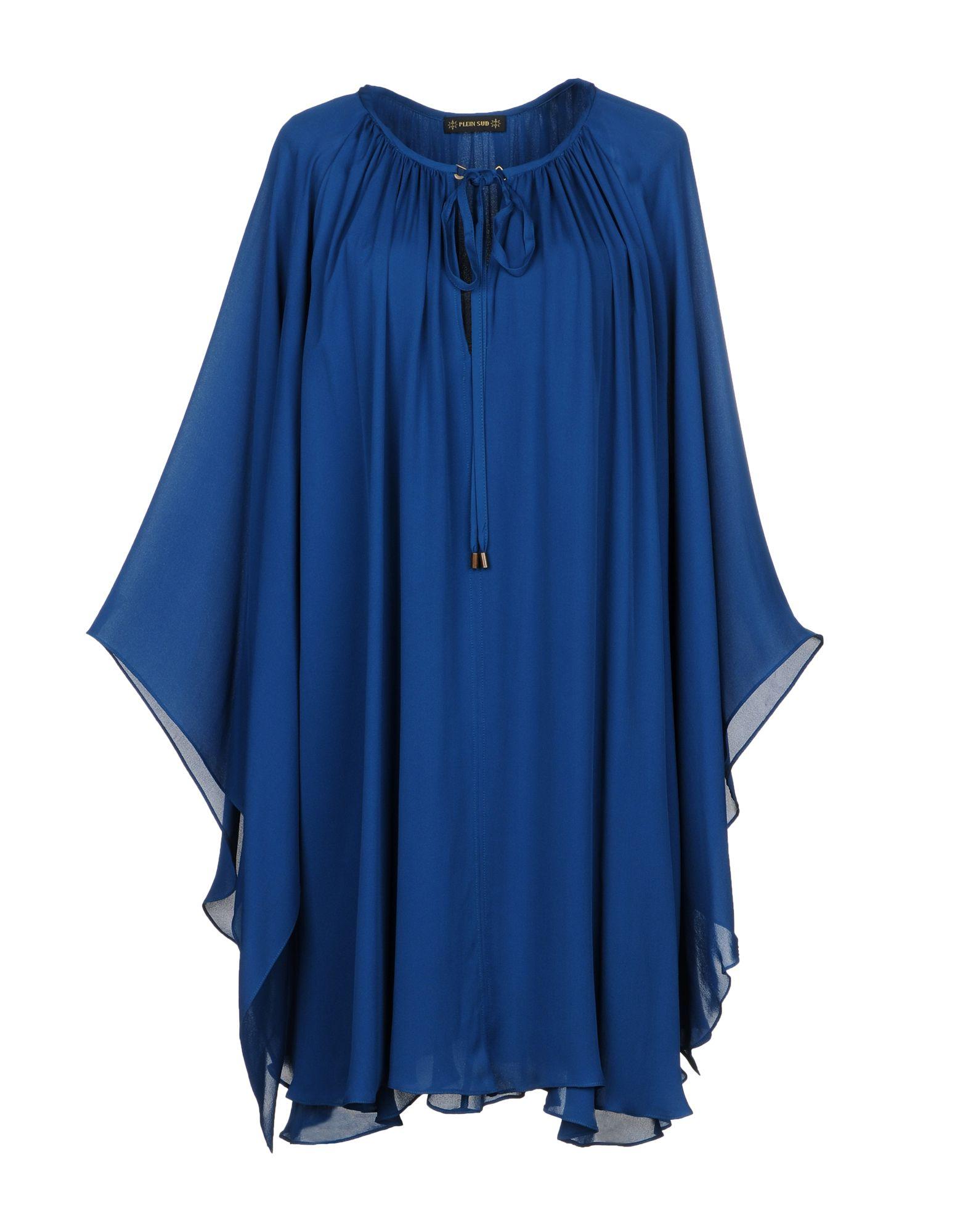 PLEIN SUD Короткое платье plein sud короткое платье