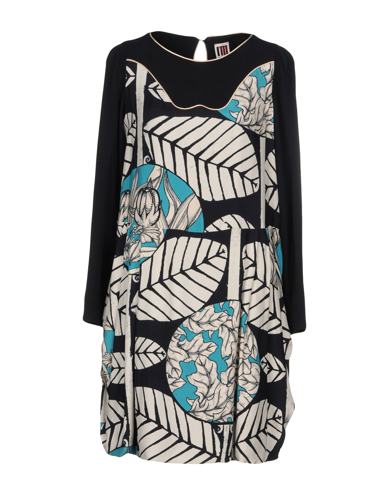 цена I'M ISOLA MARRAS Короткое платье онлайн в 2017 году