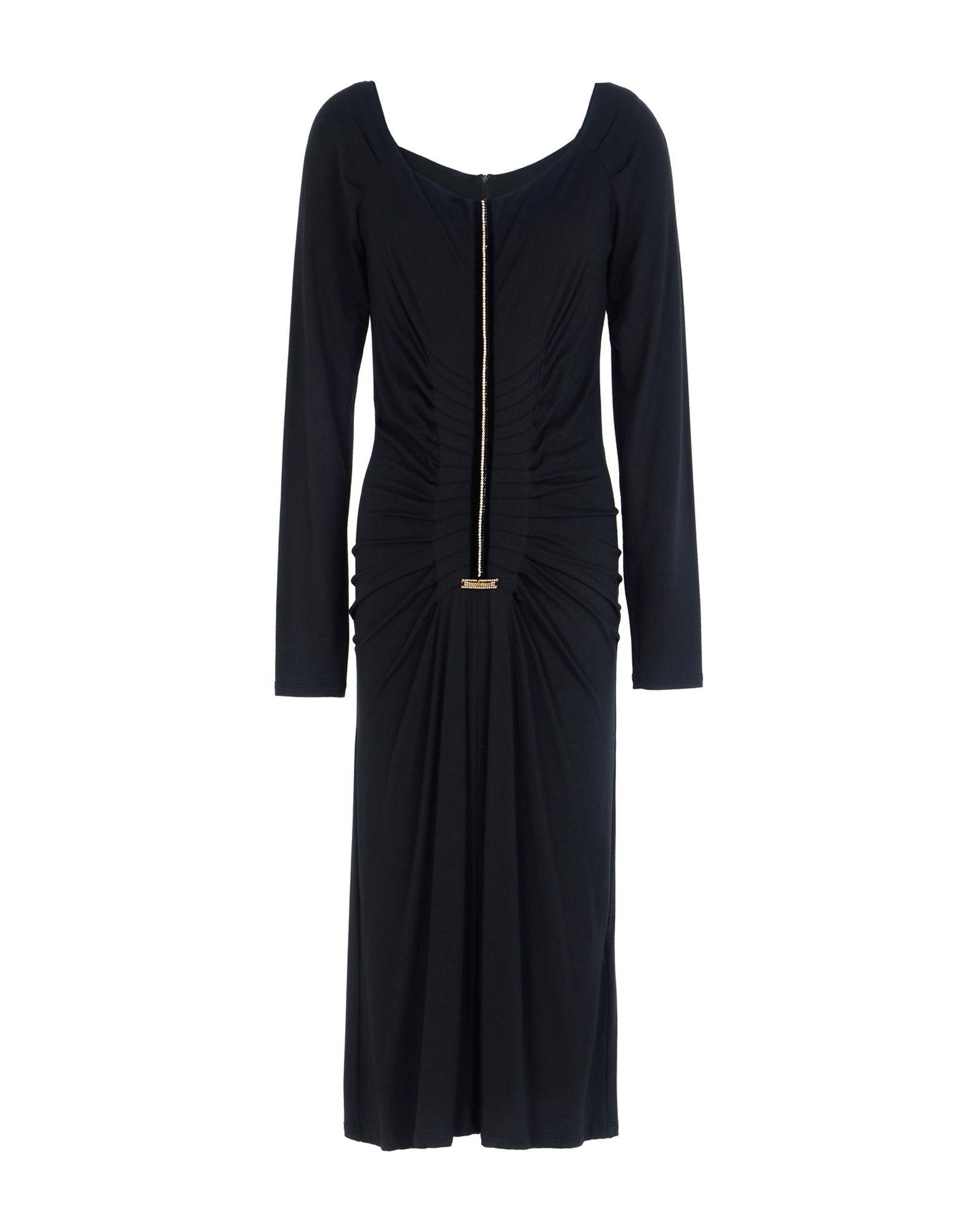 ROCCOBAROCCO Платье длиной 3/4 lisa corti платье длиной 3 4
