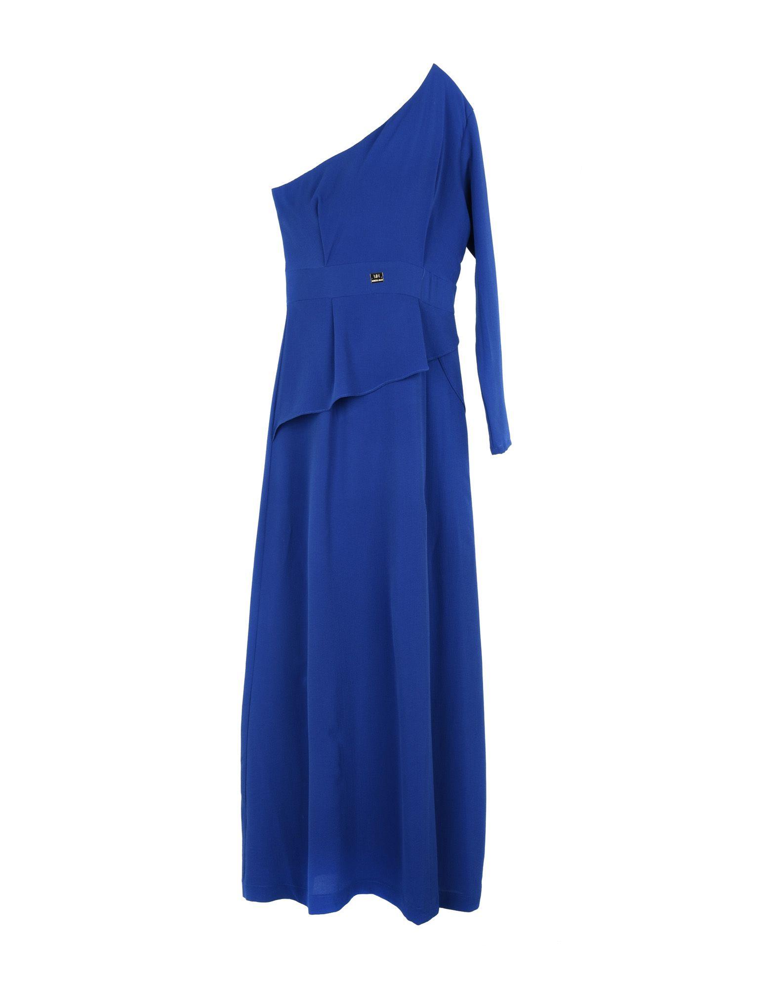 ROBERTA BIAGI Длинное платье платье короткое спереди длинное сзади летнее