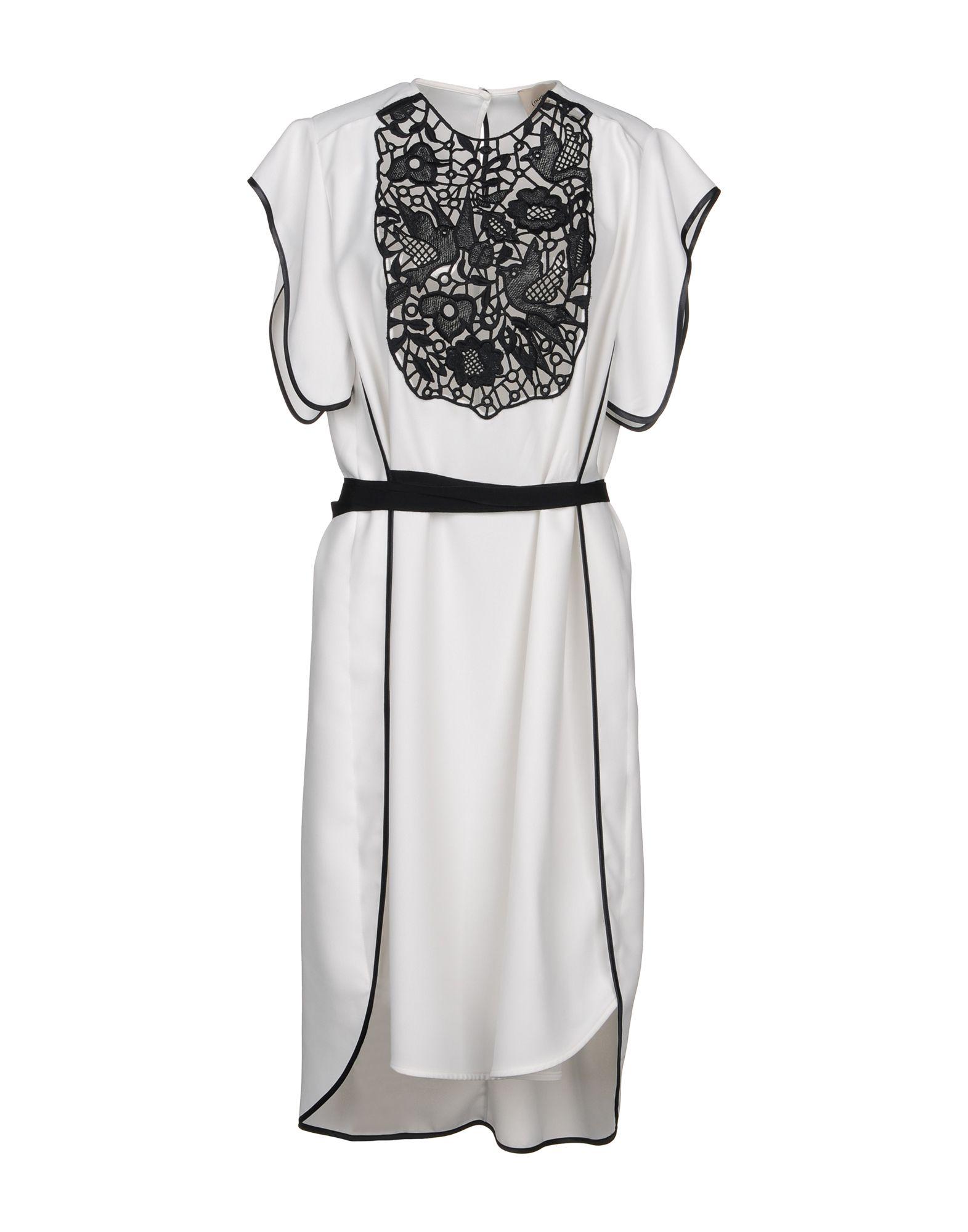 цена PADÌ COUTURE Платье до колена онлайн в 2017 году