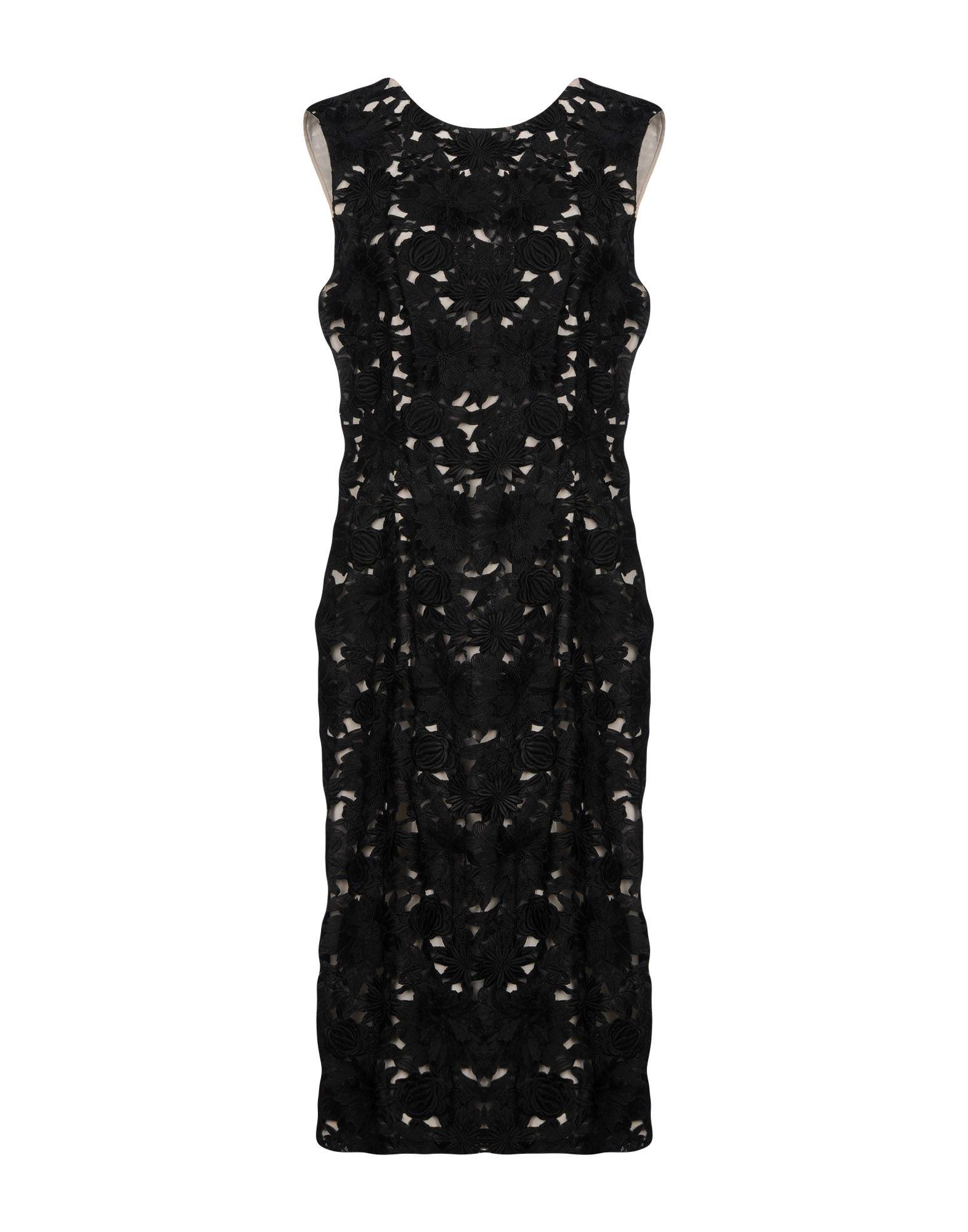 цена PRABAL GURUNG Платье длиной 3/4 онлайн в 2017 году