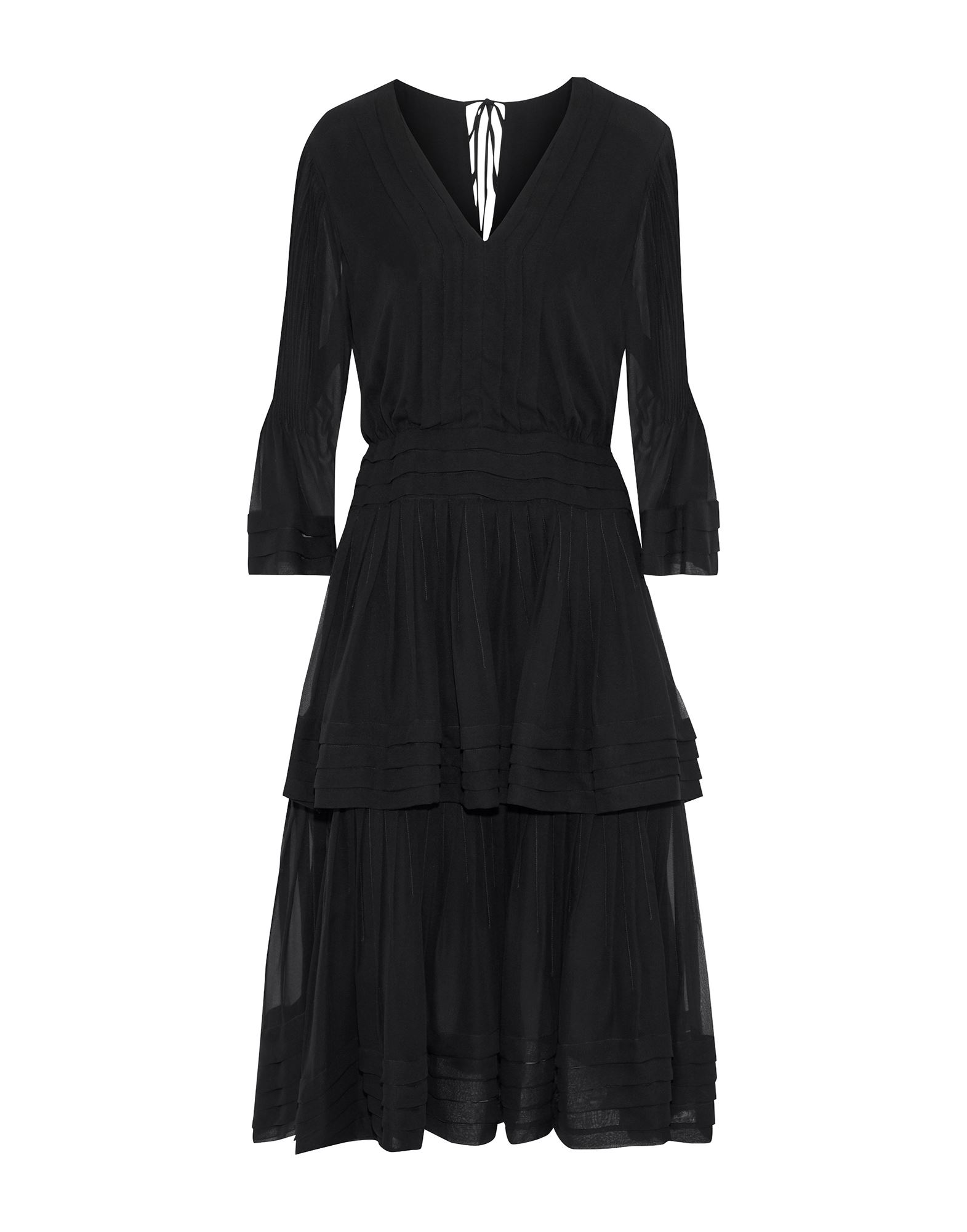 CAROLINA HERRERA Платье длиной 3/4 carolina herrera платье футляр