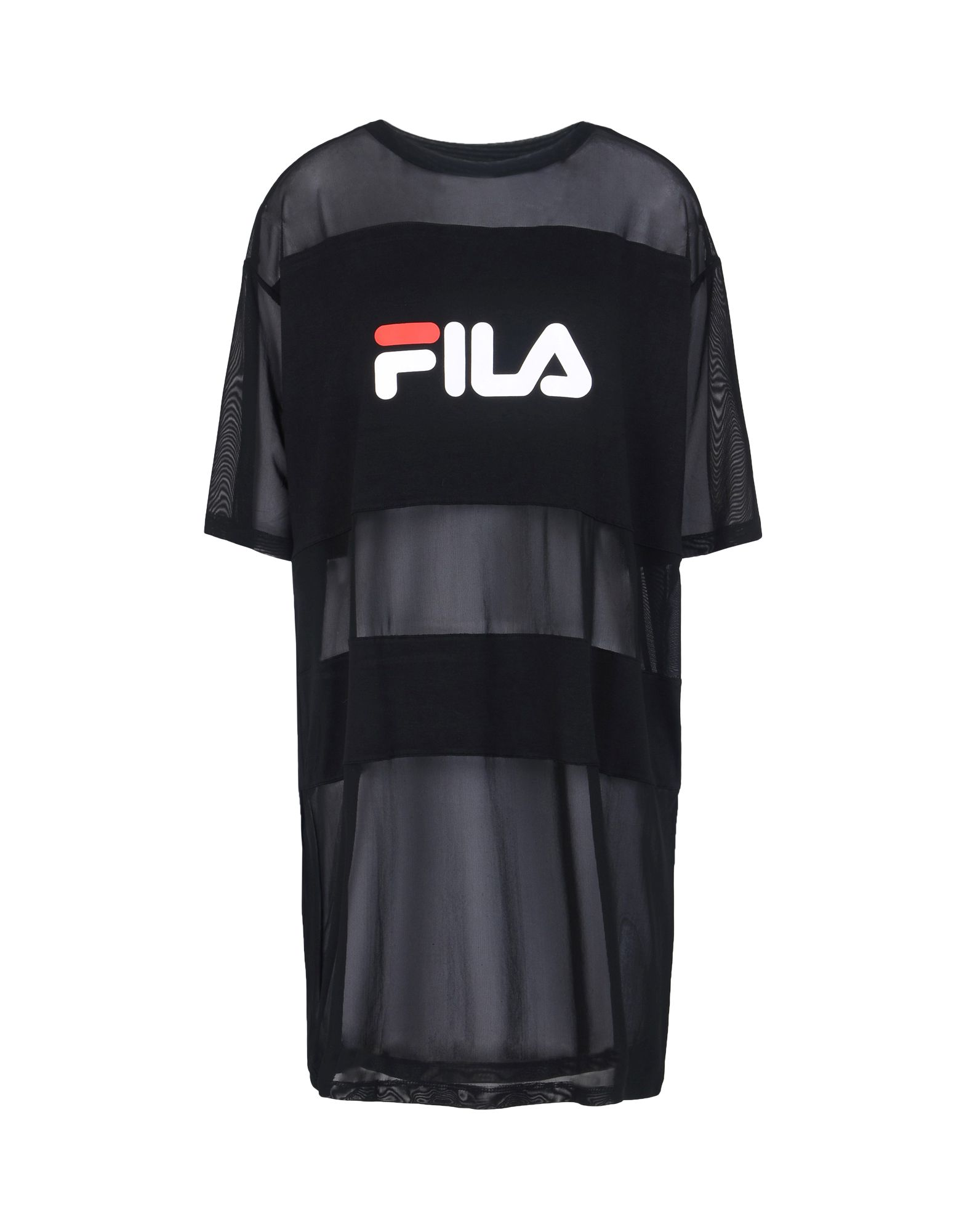 FILA HERITAGE Damen Kurzes Kleid Farbe Schwarz Größe 4