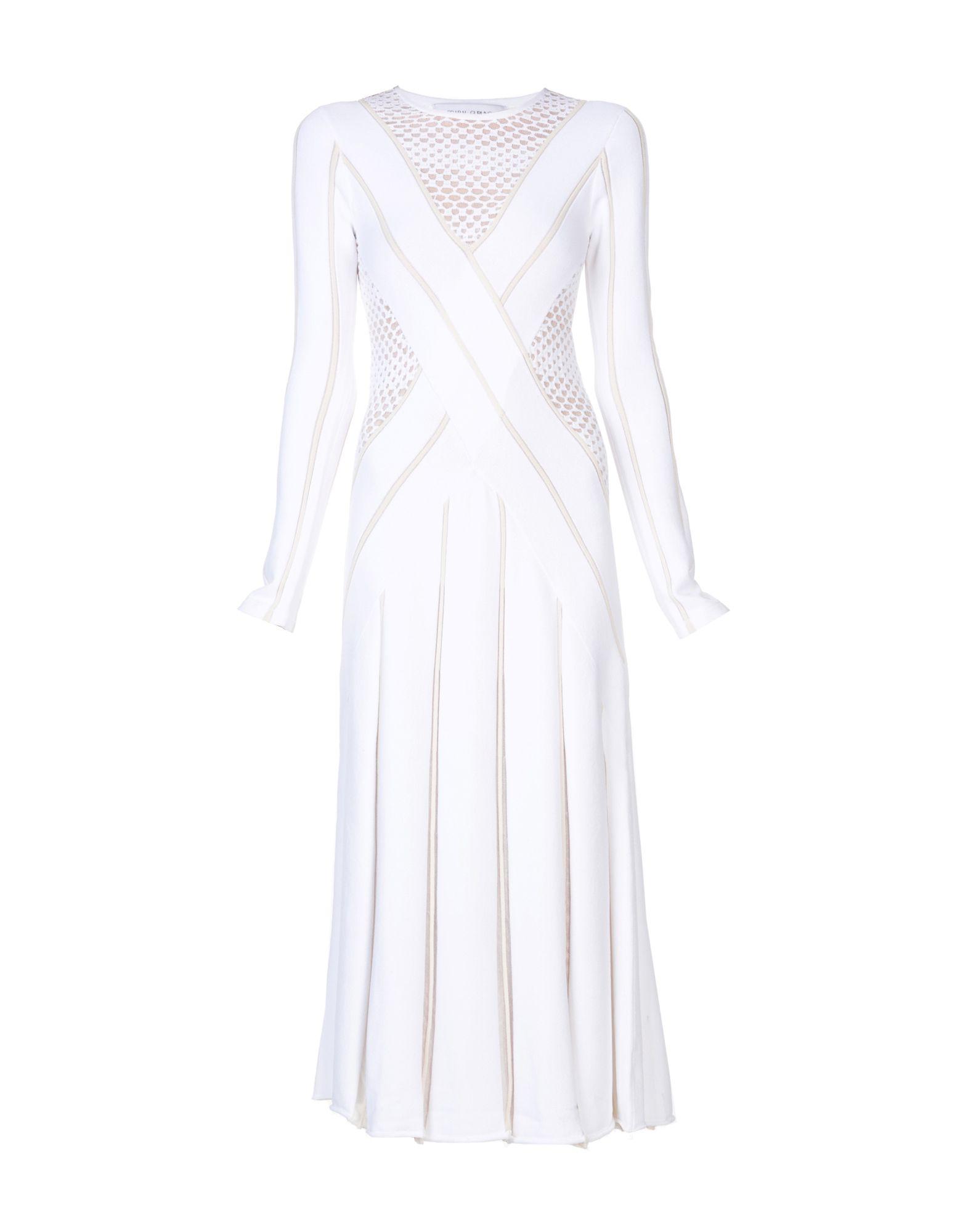 PRABAL GURUNG Платье длиной 3/4 lisa corti платье длиной 3 4