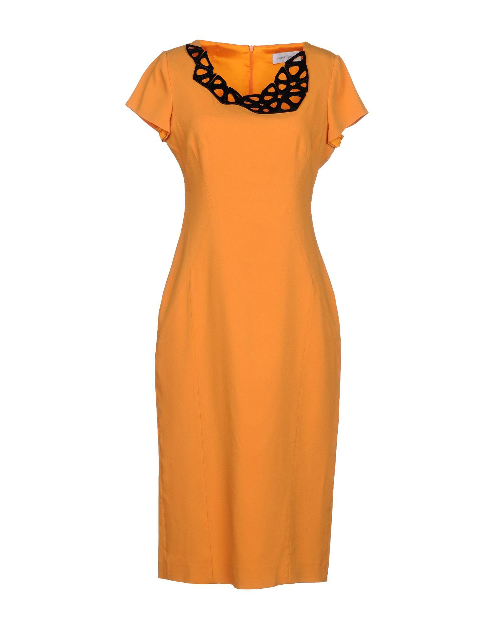 Фото - MARIA GRAZIA SEVERI Платье длиной 3/4 maria grachvogel платье длиной 3 4