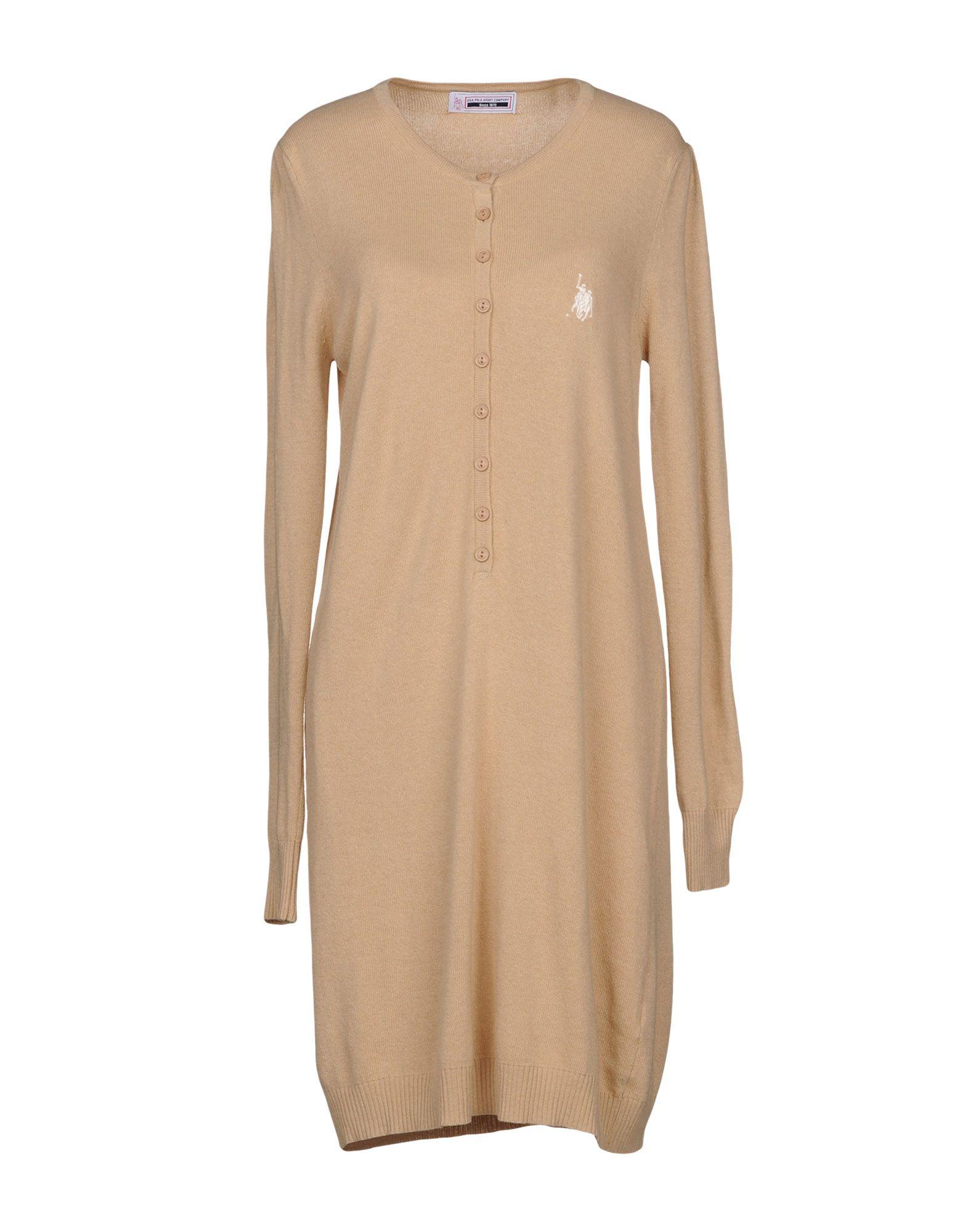 купить USA POLO SPORT Короткое платье по цене 4500 рублей