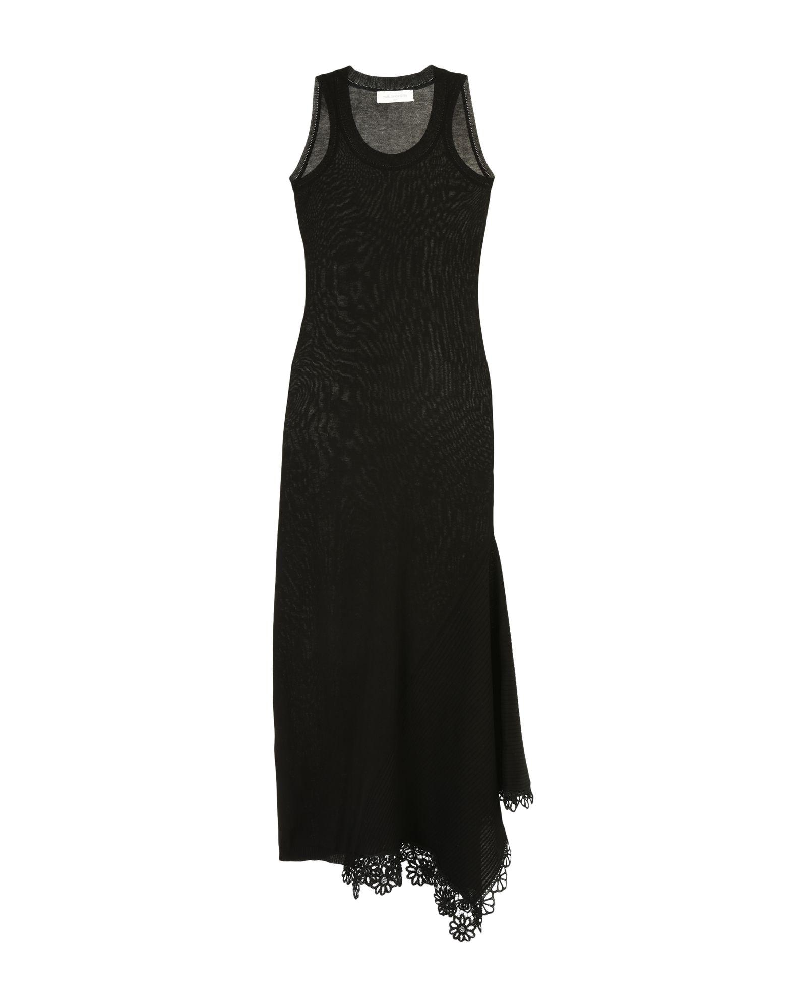 цена MARIA GRAZIA SEVERI Платье длиной 3/4 онлайн в 2017 году