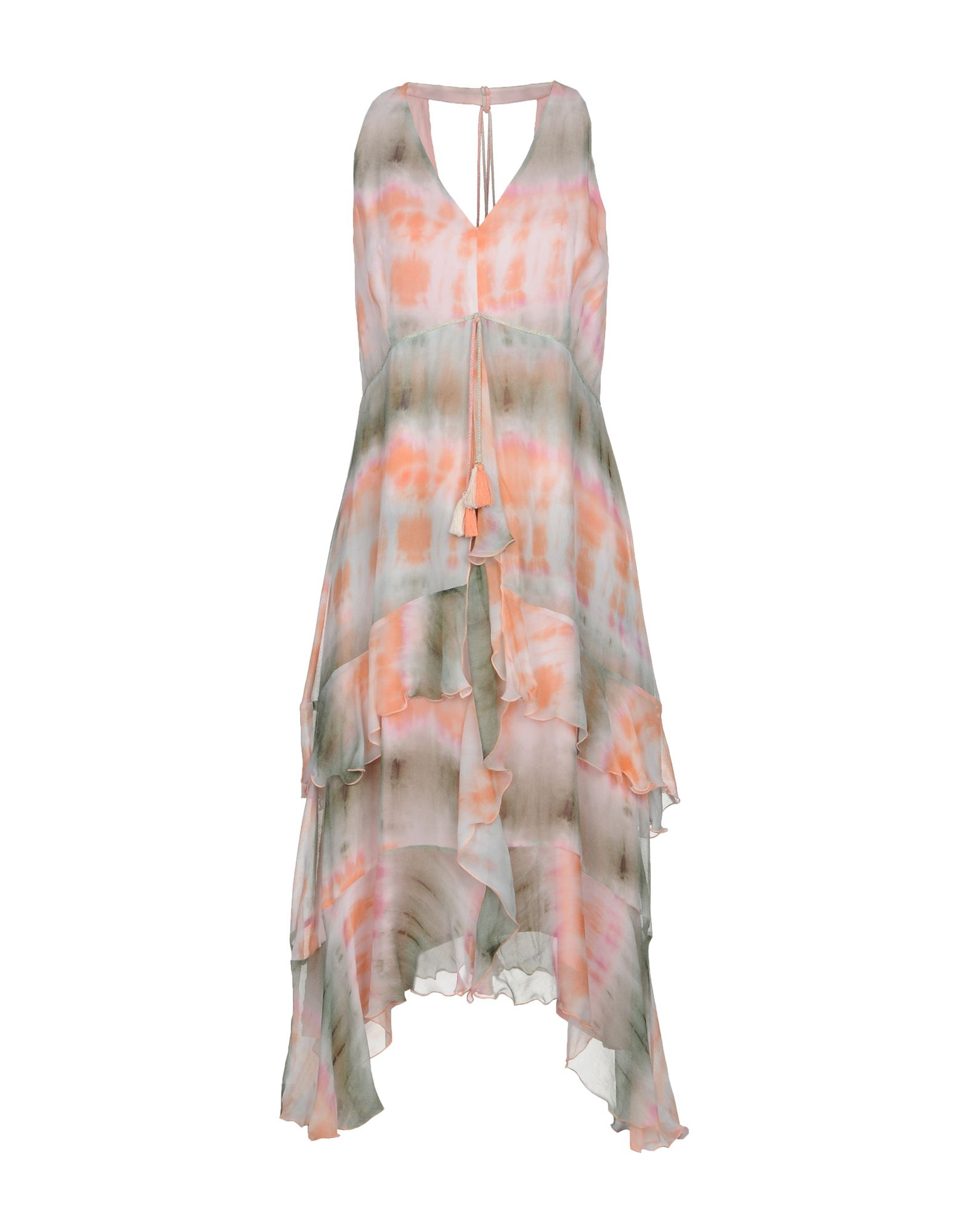 CIVIT Платье длиной 3/4 lisa corti платье длиной 3 4