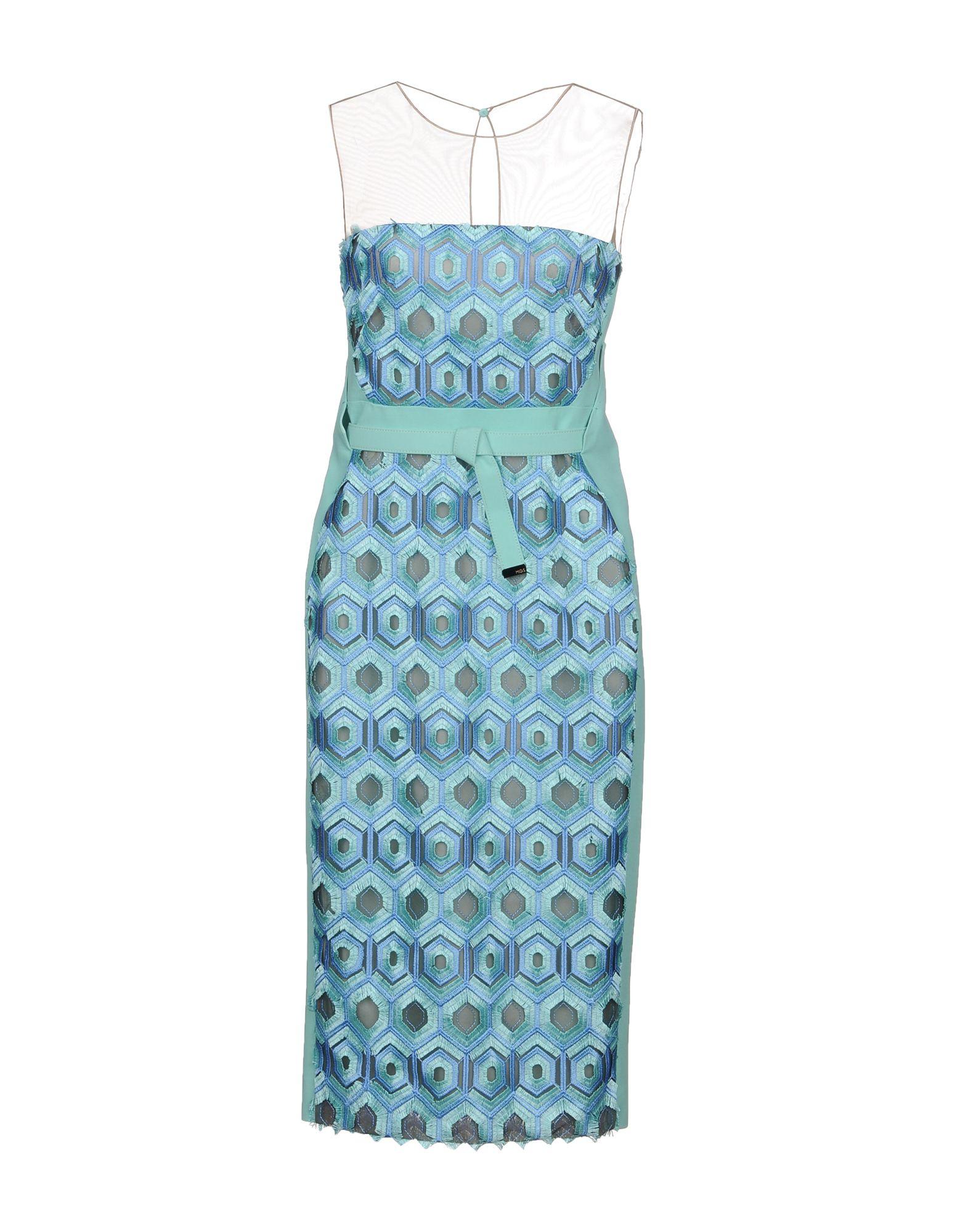 MARIA GRAZIA SEVERI Платье до колена
