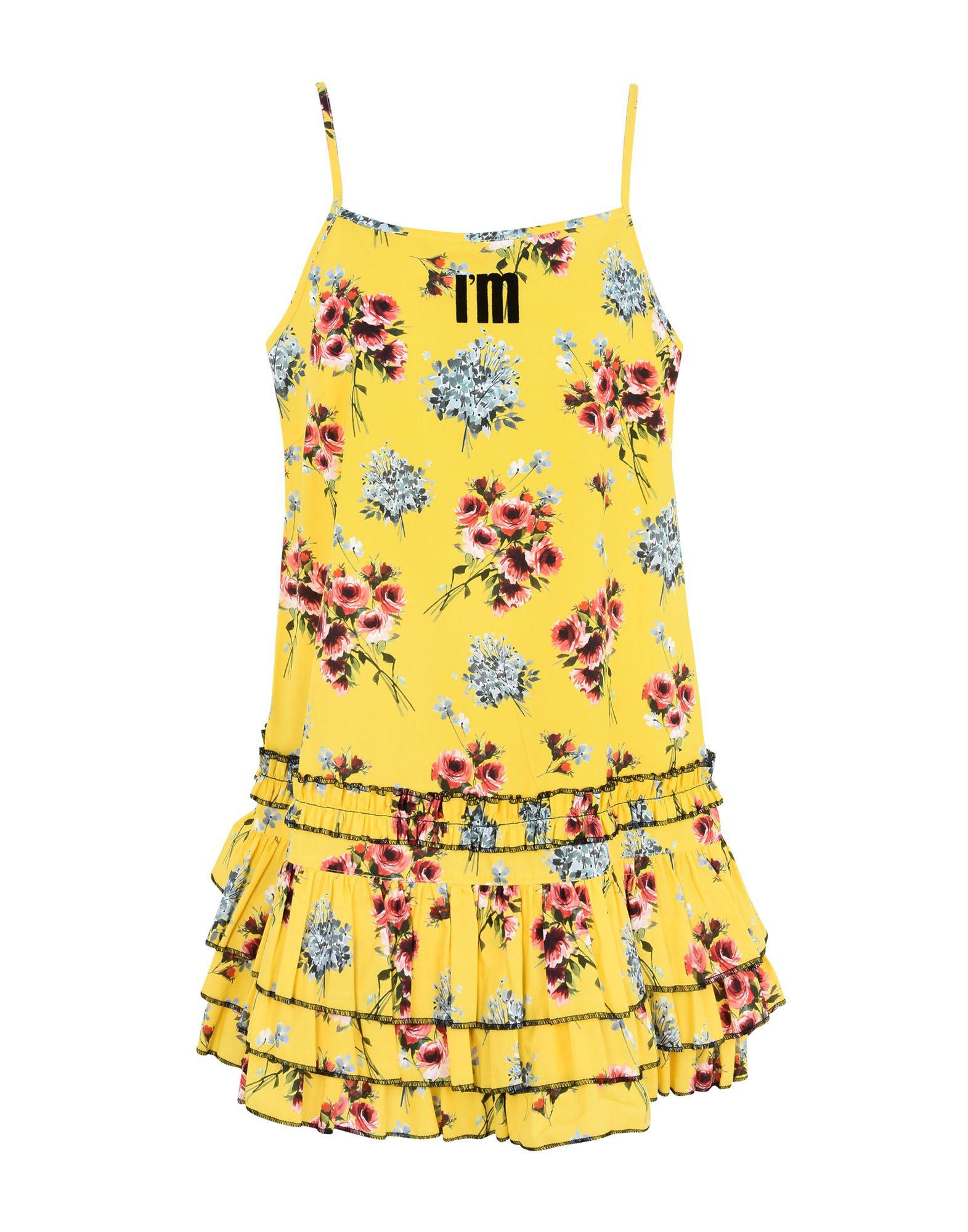 I'M ISOLA MARRAS Короткое платье