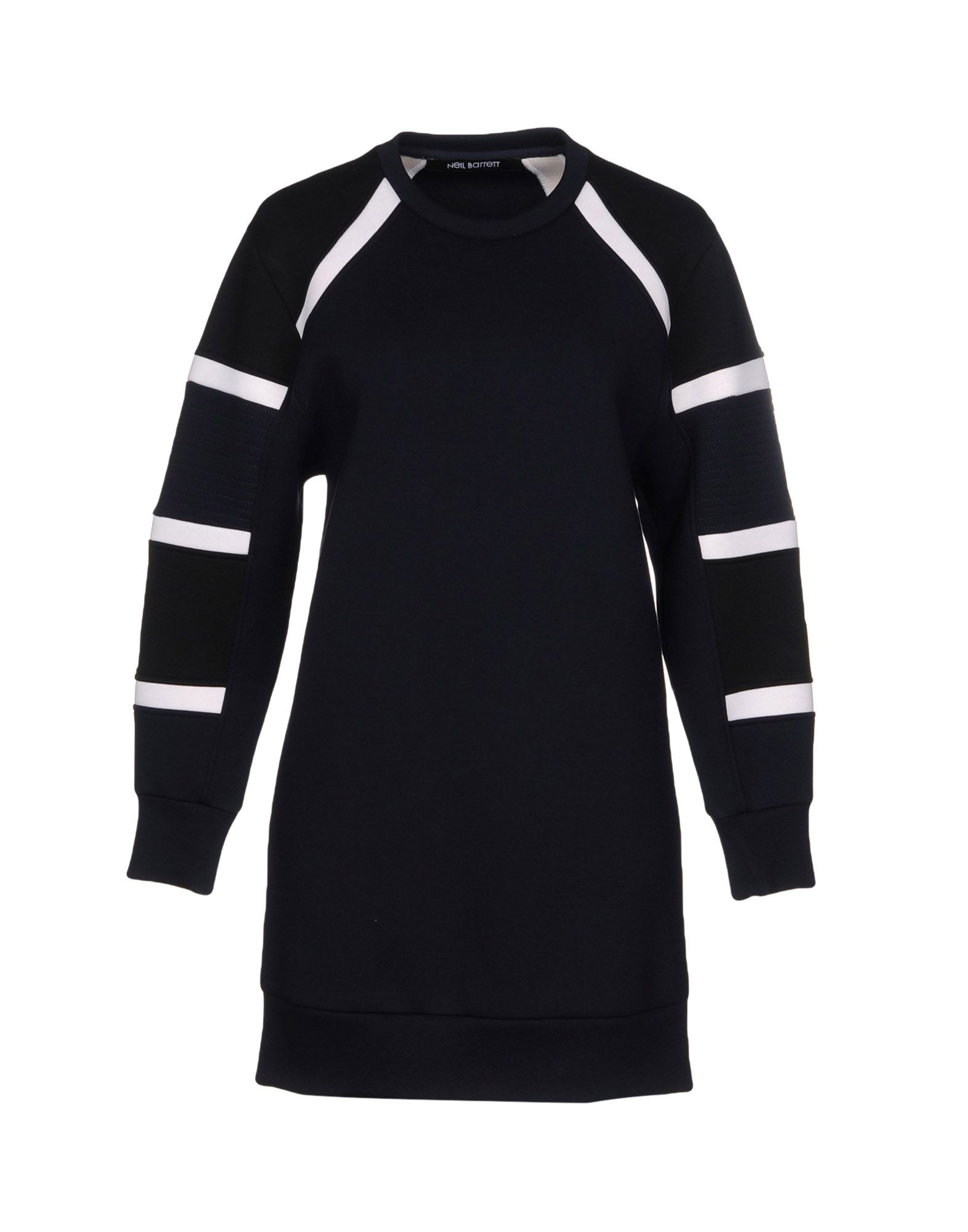 NEIL BARRETT Короткое платье neil barrett футболка