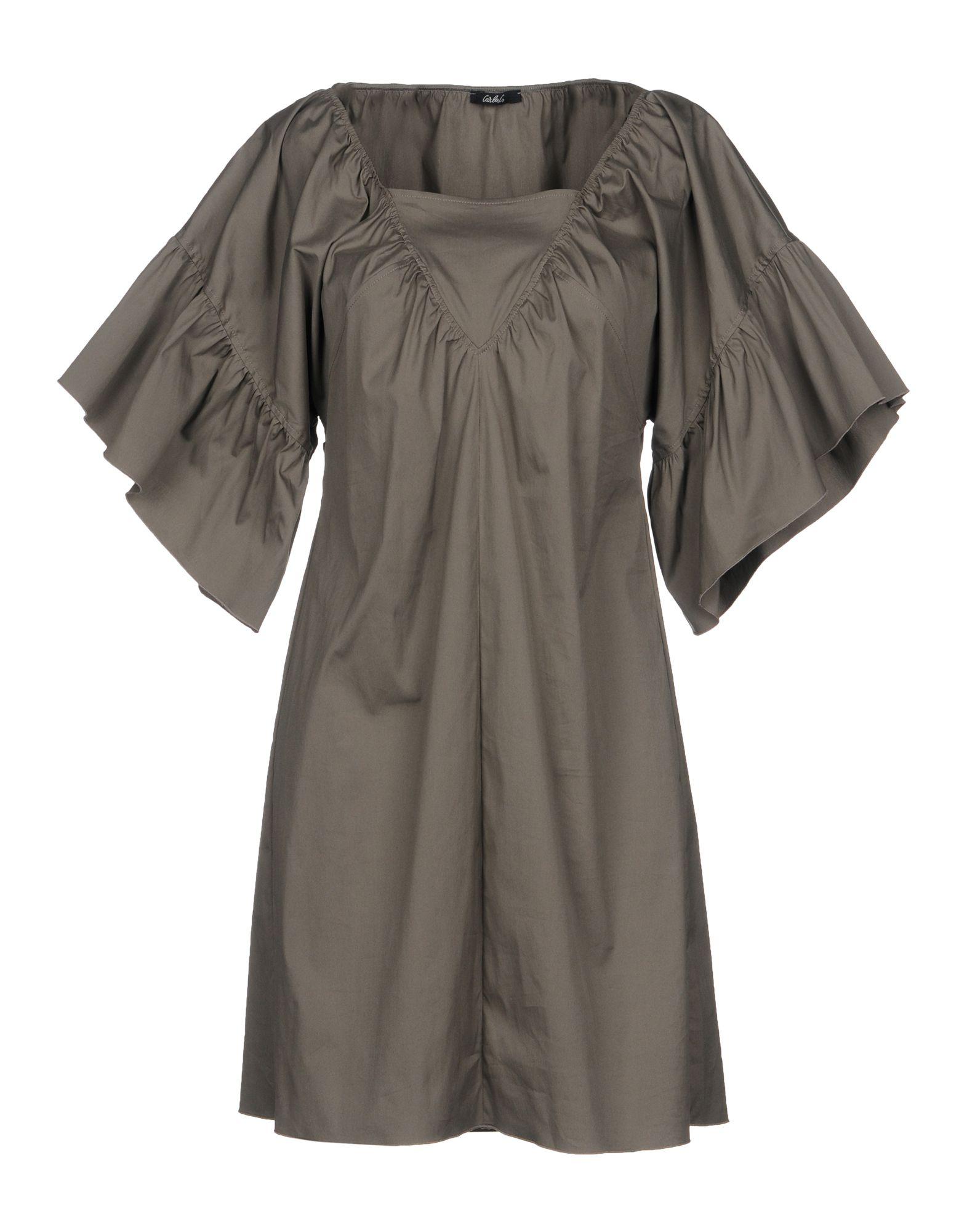 купить CARLA G. Короткое платье по цене 8500 рублей