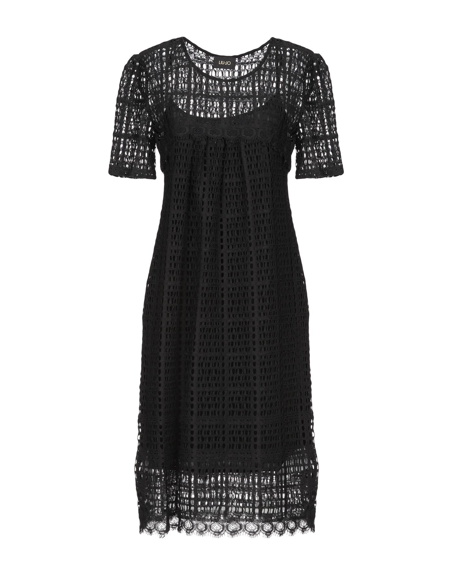 LIU •JO Платье до колена cacharel платье до колена