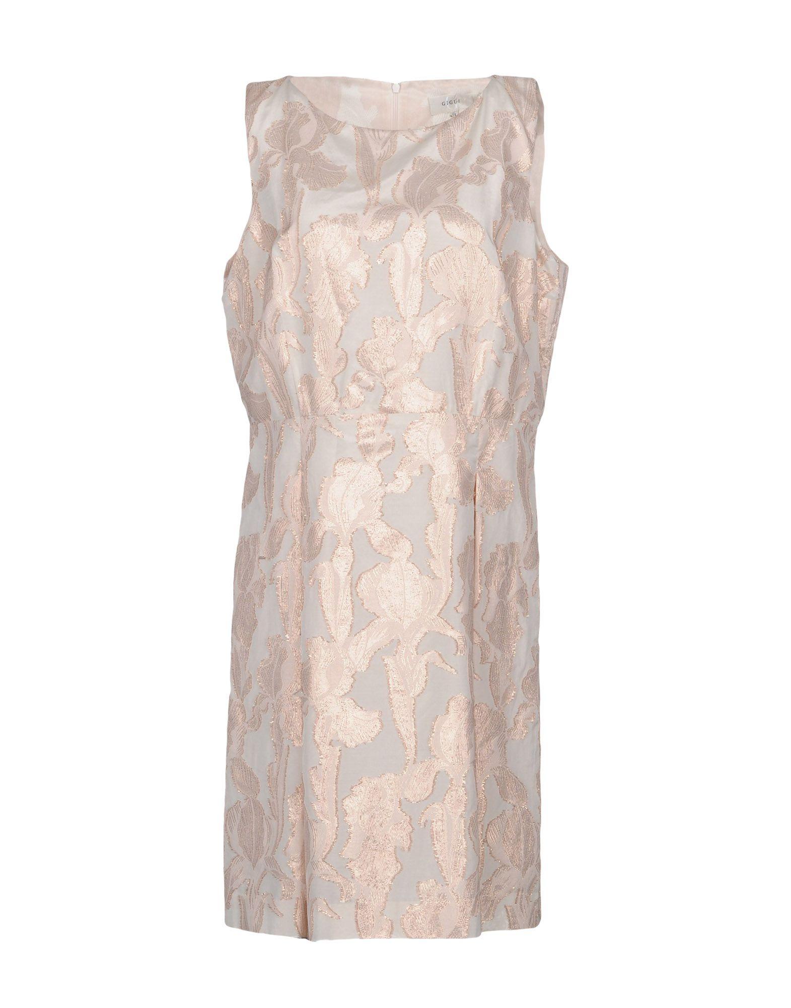 купить GIGUE Короткое платье по цене 3750 рублей