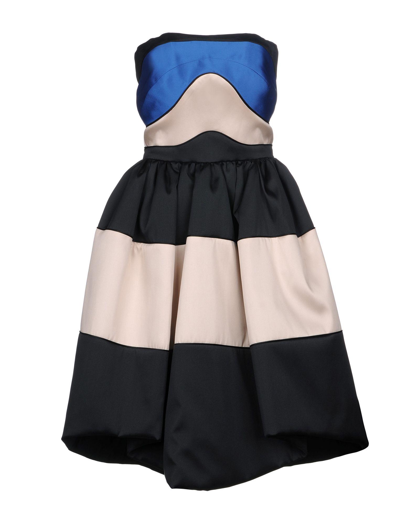 IO COUTURE Короткое платье io io платье
