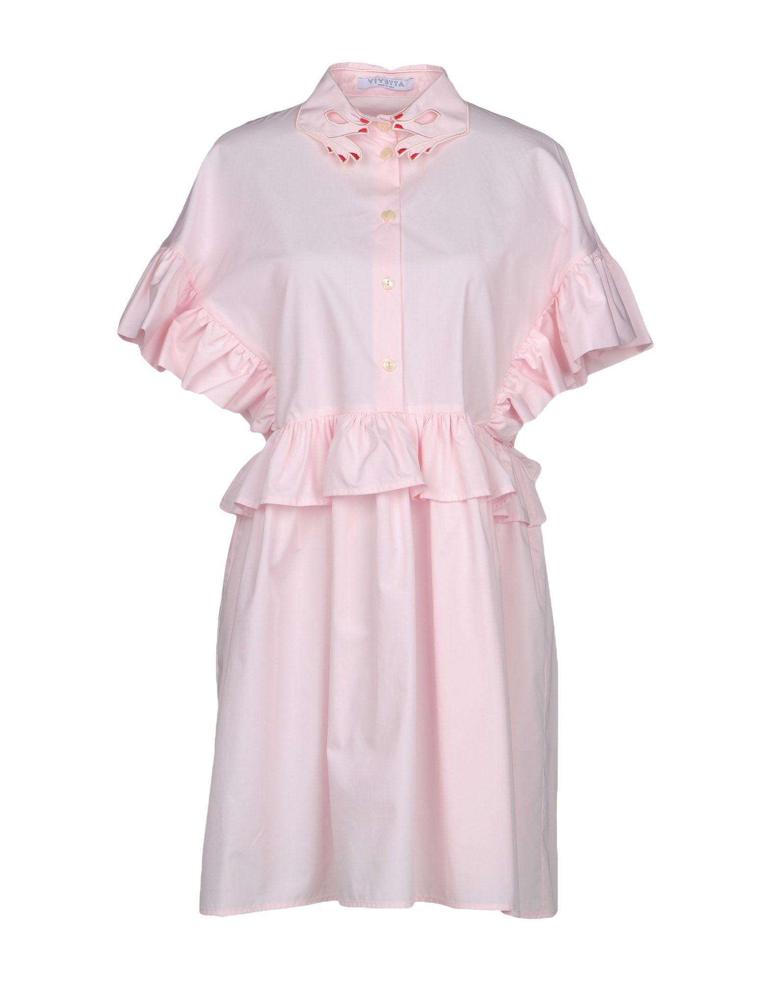 VIVETTA Короткое платье