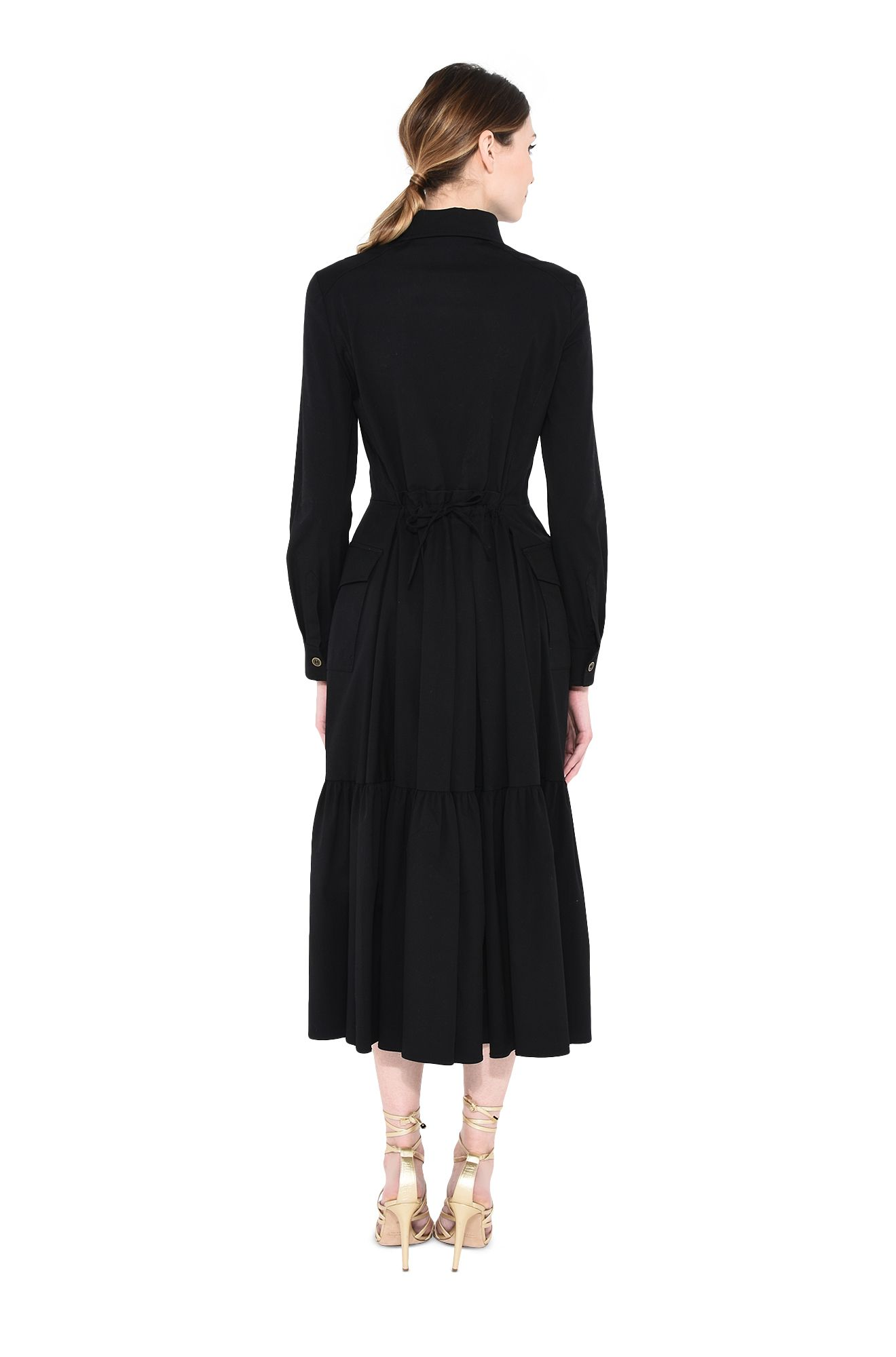 ALBERTA FERRETTI Long Dress Woman Fishtail dress r